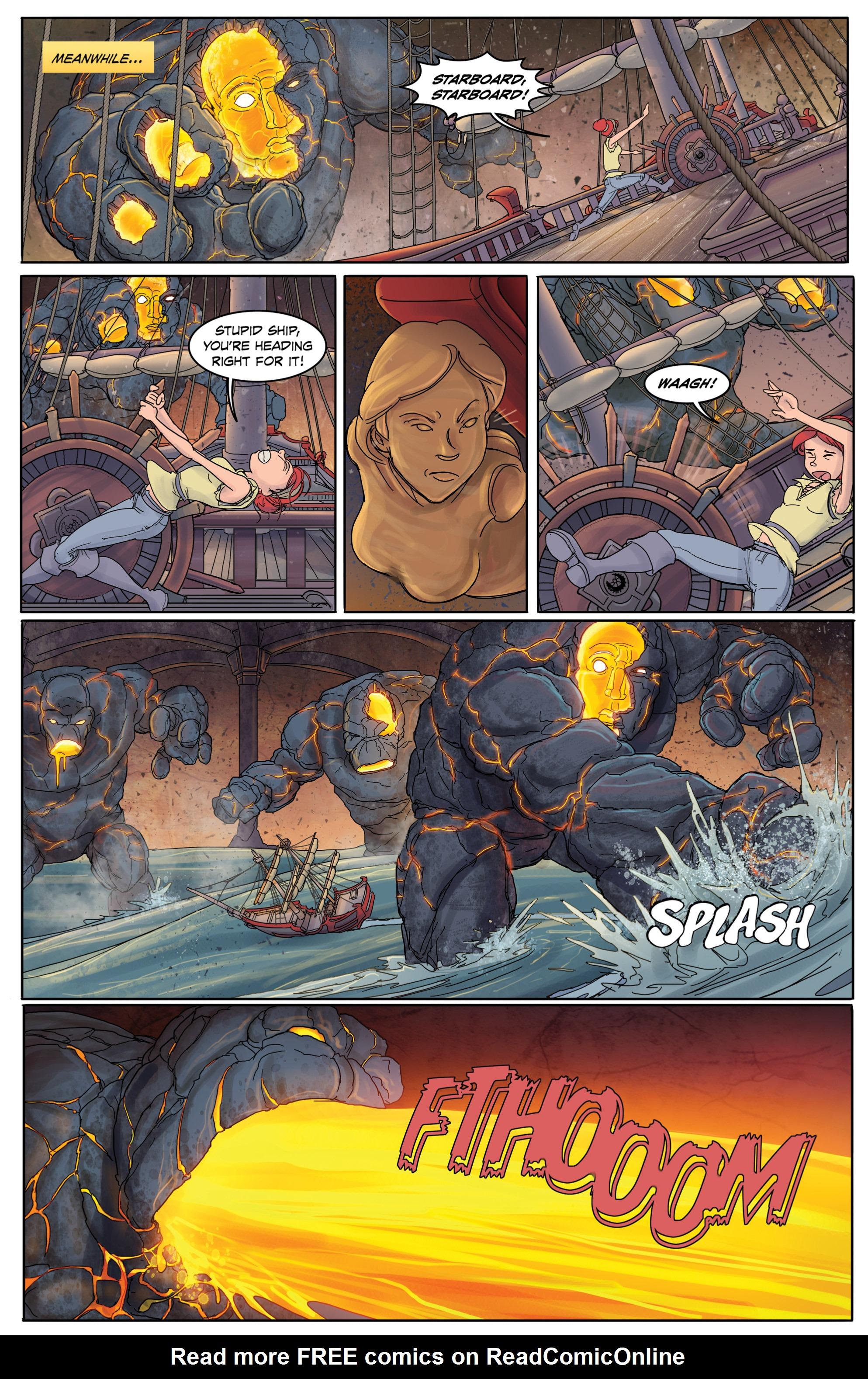Read online Anne Bonnie comic -  Issue #1 - 15