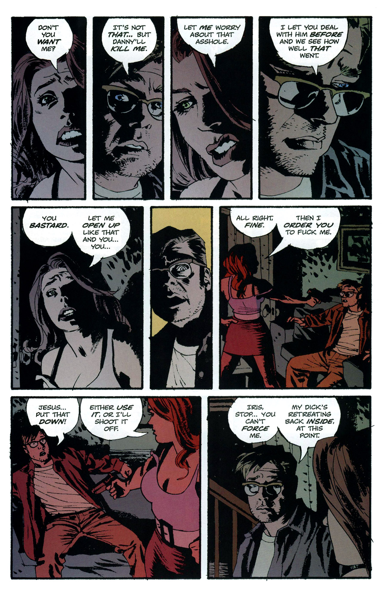 Read online Criminal (2008) comic -  Issue #5 - 14