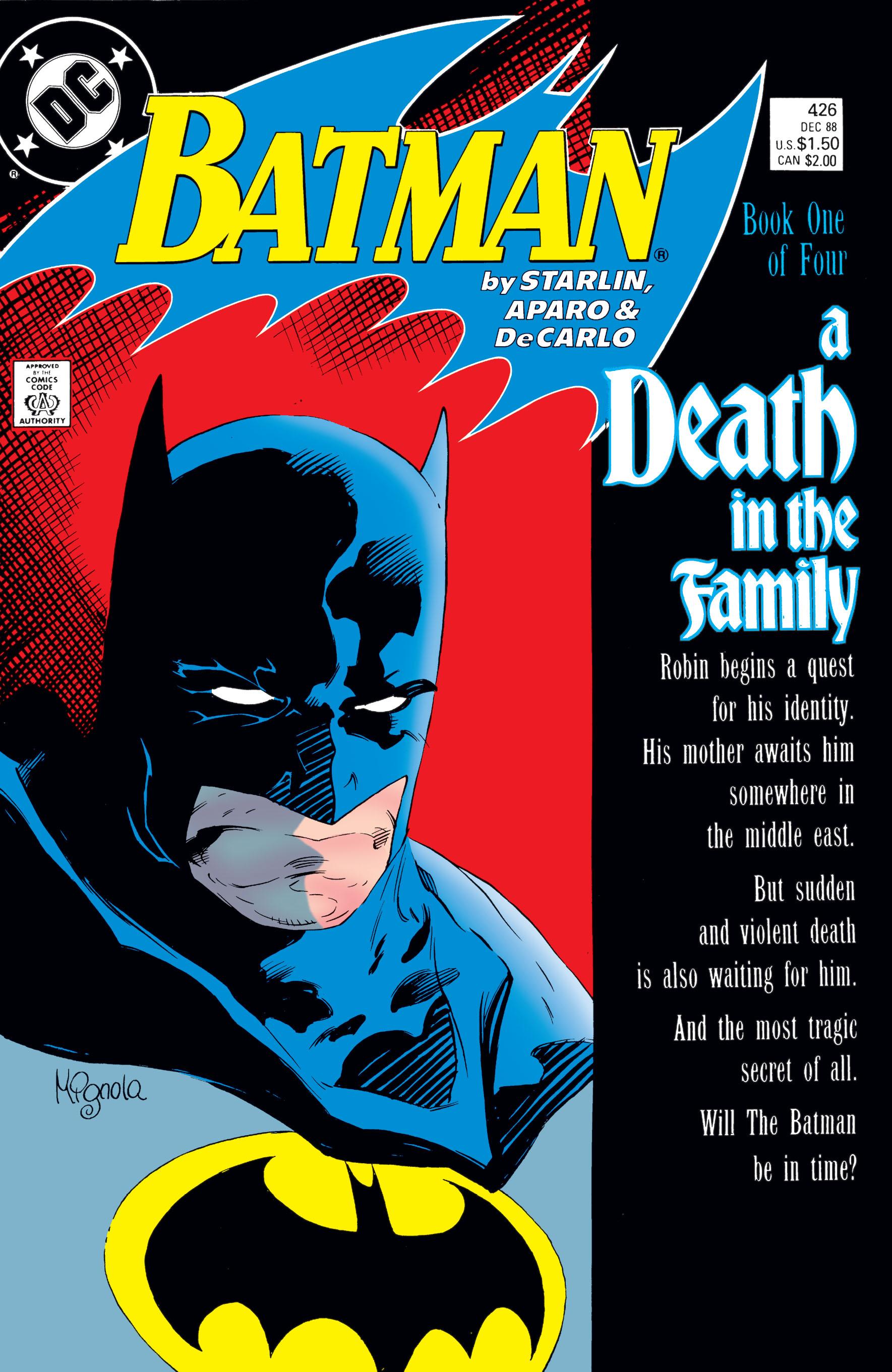 Batman (1940) 426 Page 1