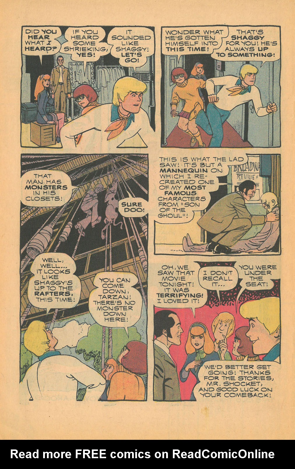 Read online Scooby-Doo... Mystery Comics comic -  Issue #21 - 6