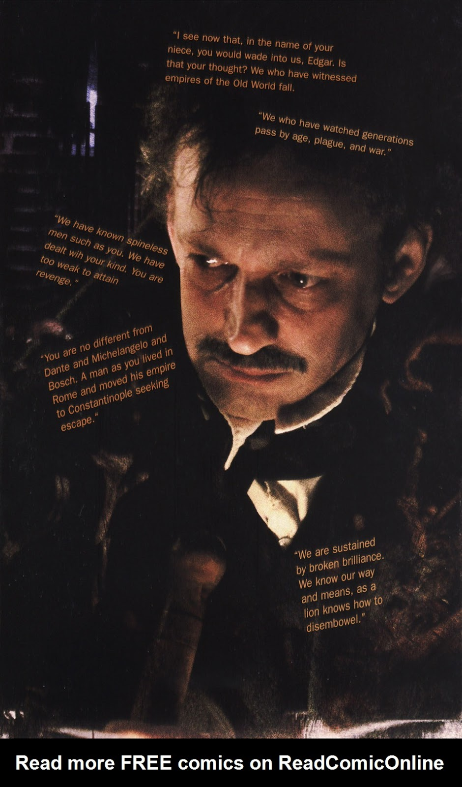 Read online In the Shadow of Edgar Allan Poe comic -  Issue # TPB - 87