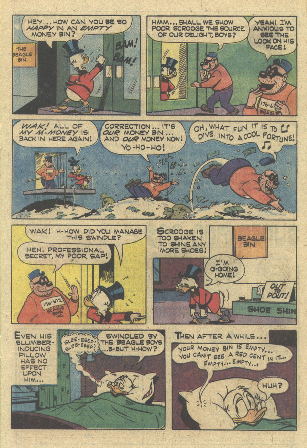 Read online Uncle Scrooge (1953) comic -  Issue #168 - 13