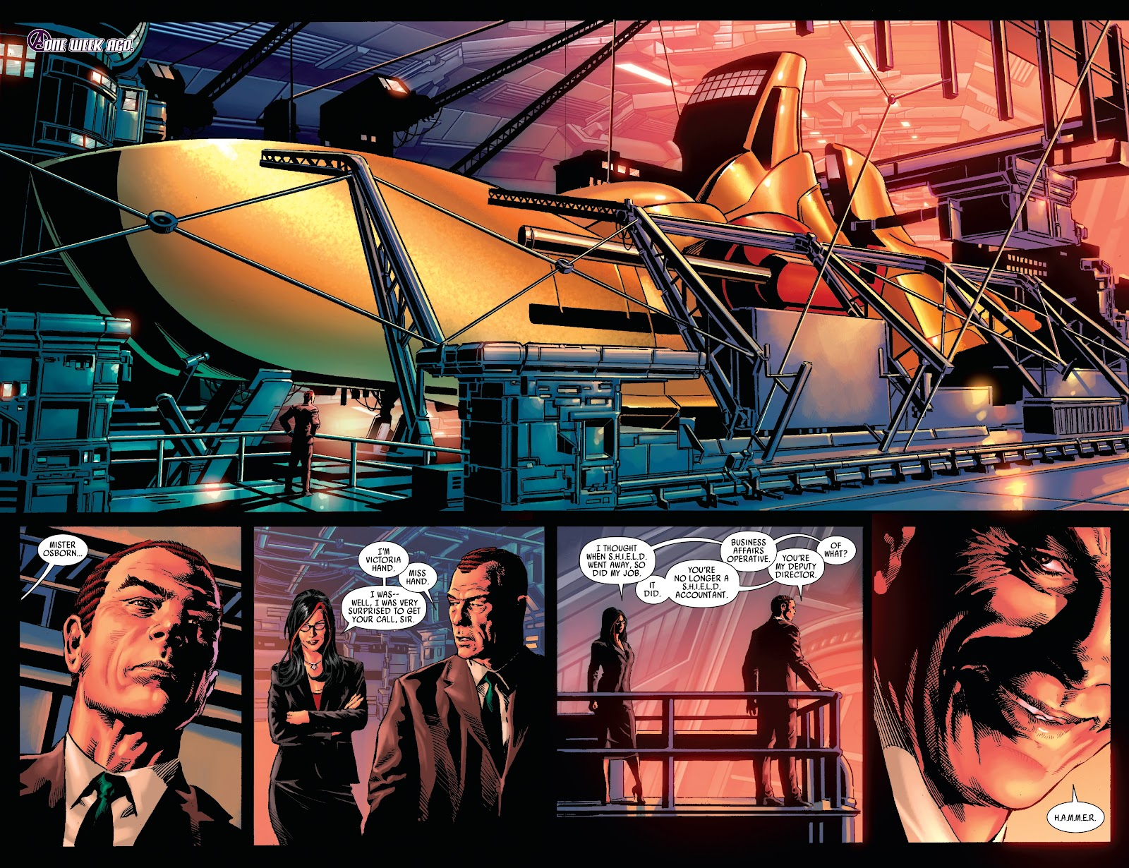 Read online Siege Prelude comic -  Issue # TPB (Part 1) - 7