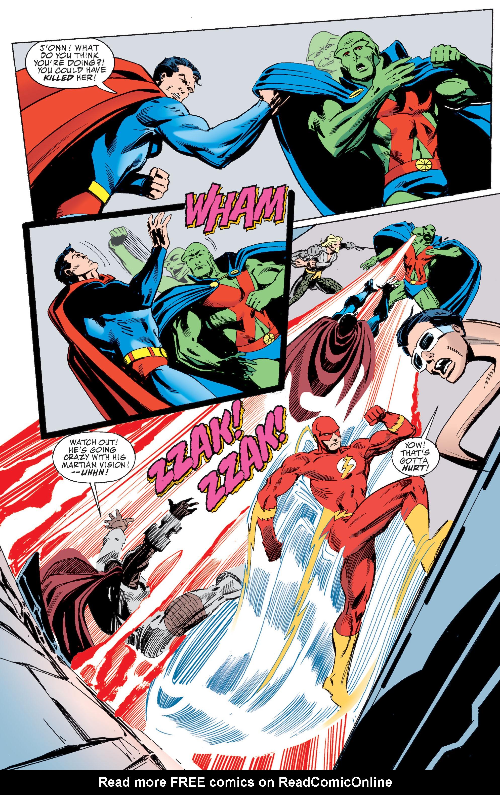 Read online Martian Manhunter: Son of Mars comic -  Issue # TPB - 179