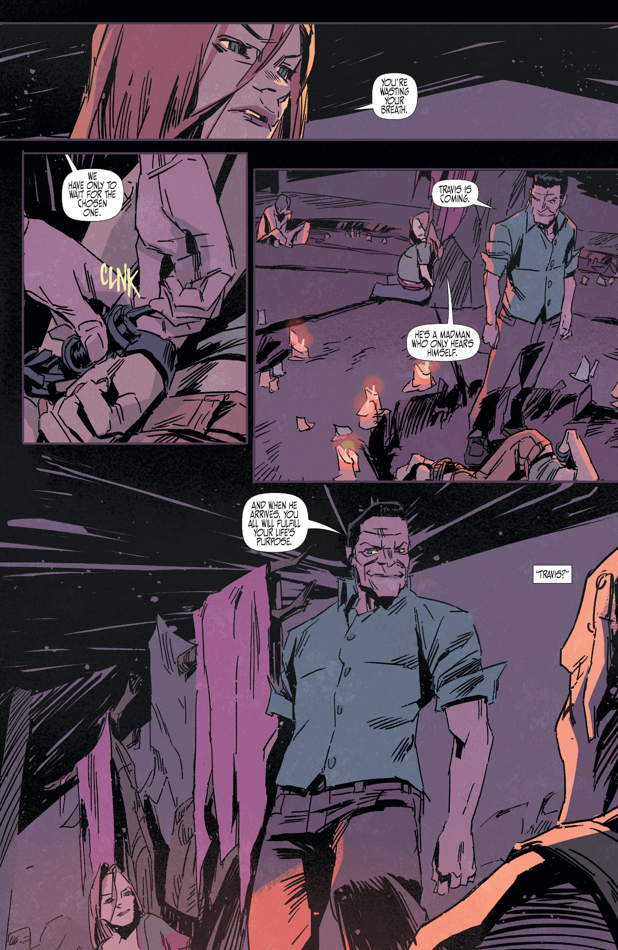 Read online Sons of the Devil comic -  Issue #13 - 18