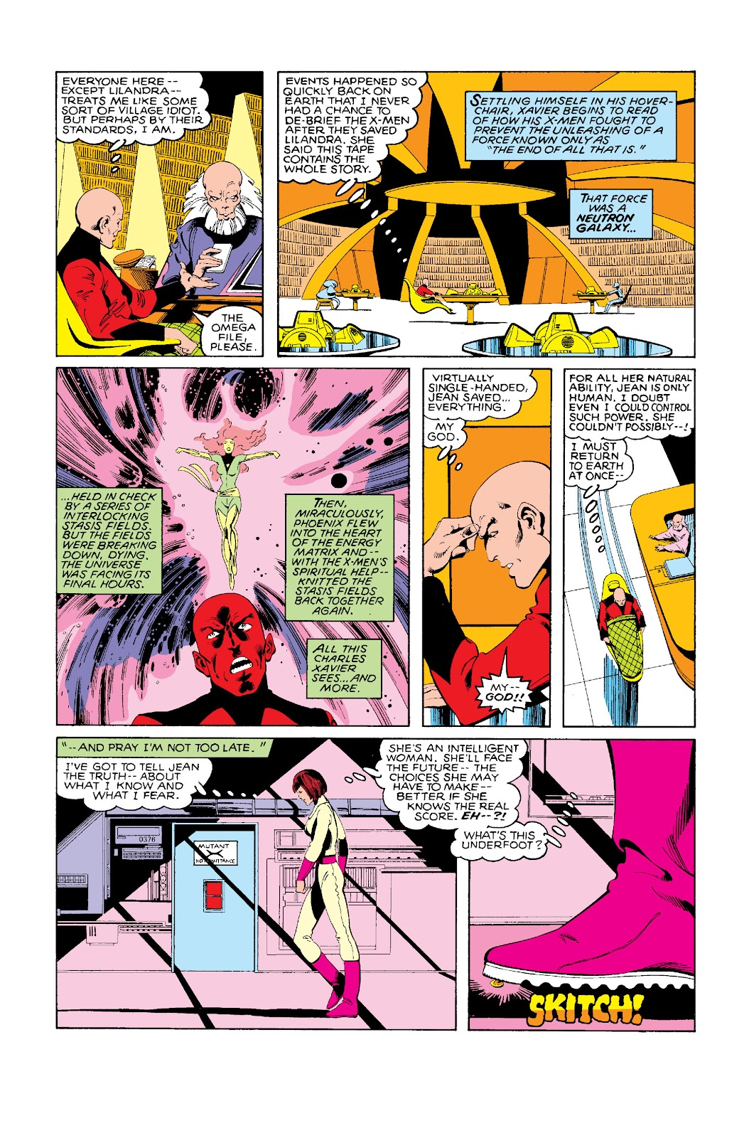 Uncanny X-Men (1963) issue 125 - Page 12