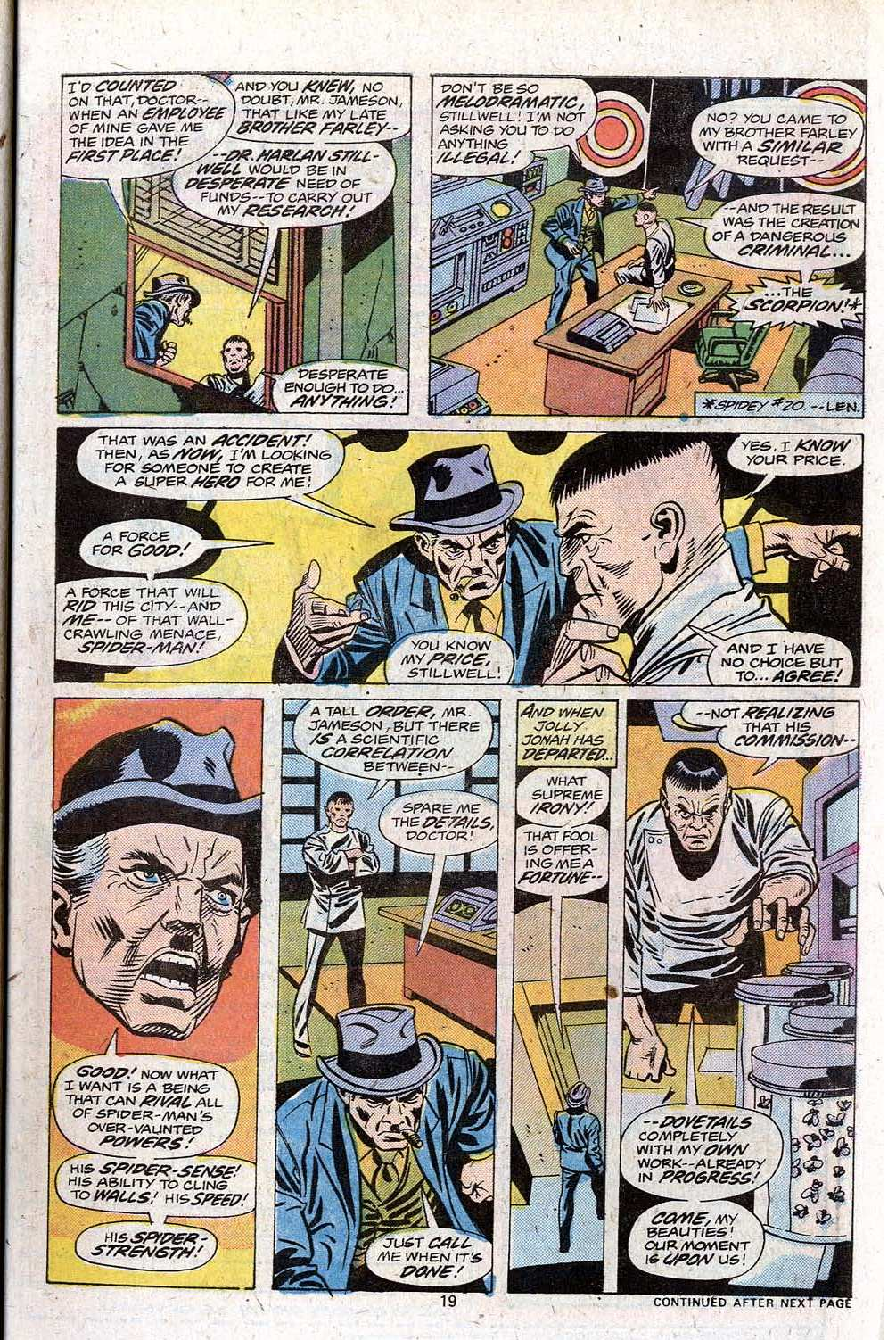 The Amazing Spider-Man (1963) _Annual_10 Page 20