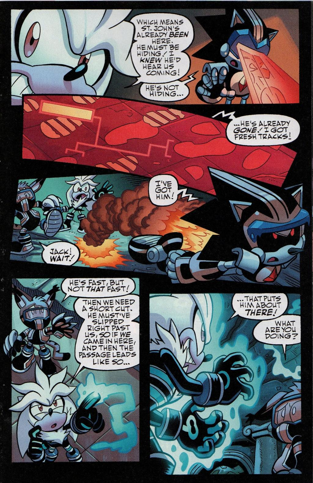 Read online Sonic Universe comic -  Issue #41 - 23
