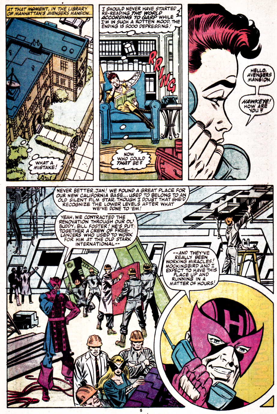 The Avengers (1963) 246 Page 5