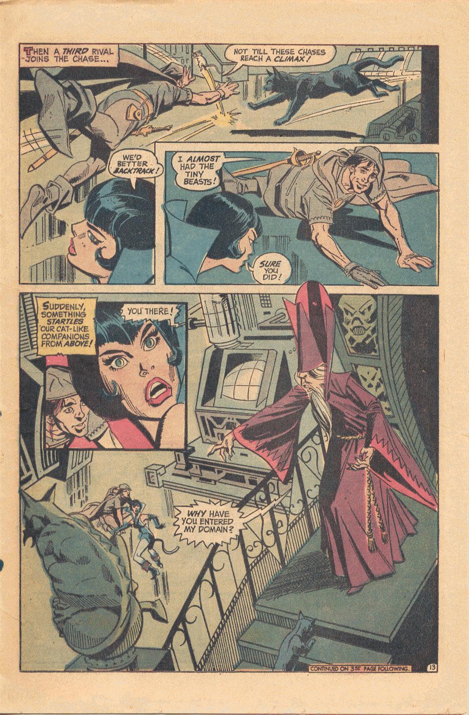 Read online Wonder Woman (1942) comic -  Issue #202 - 14