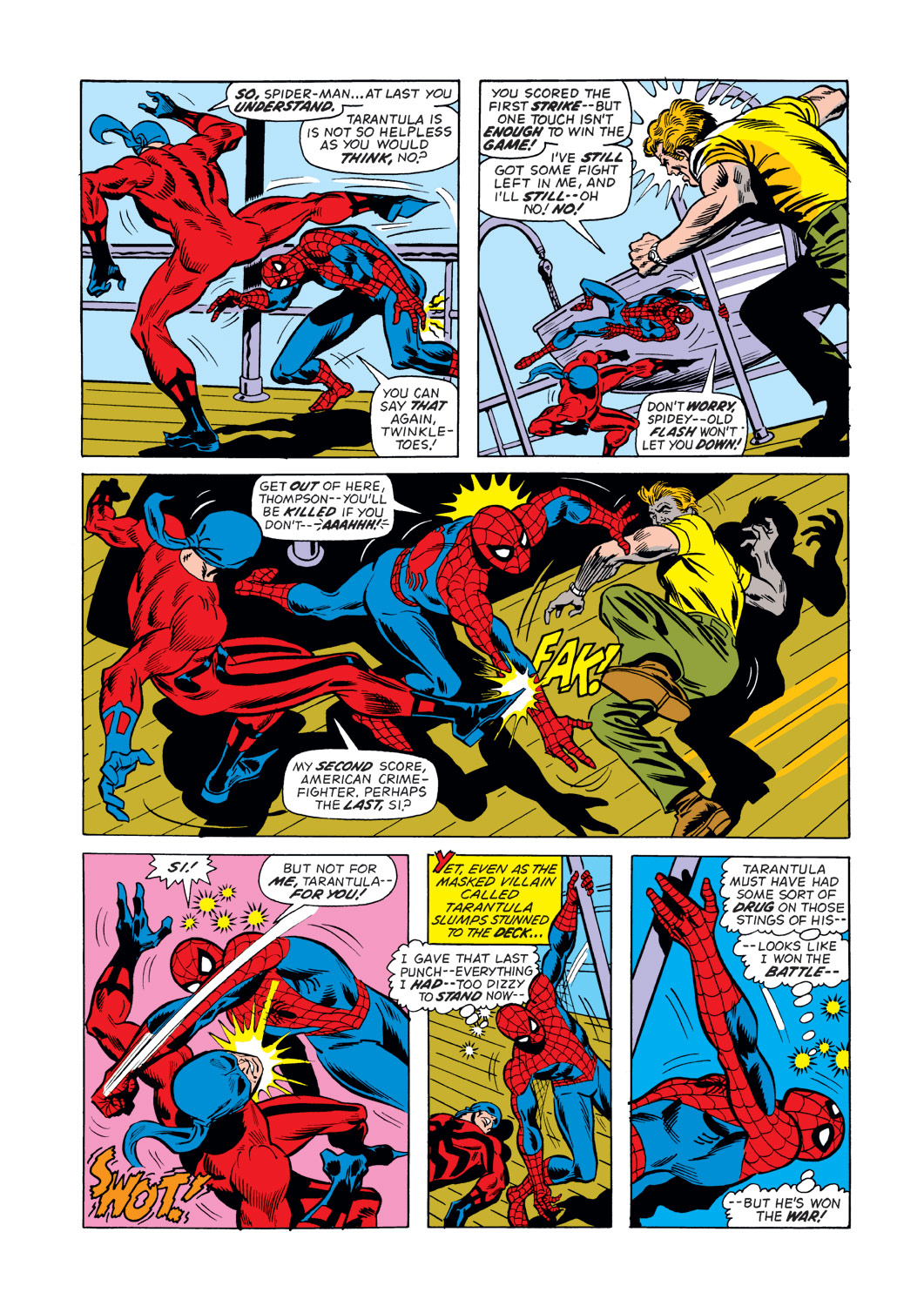 The Amazing Spider-Man (1963) 134 Page 17