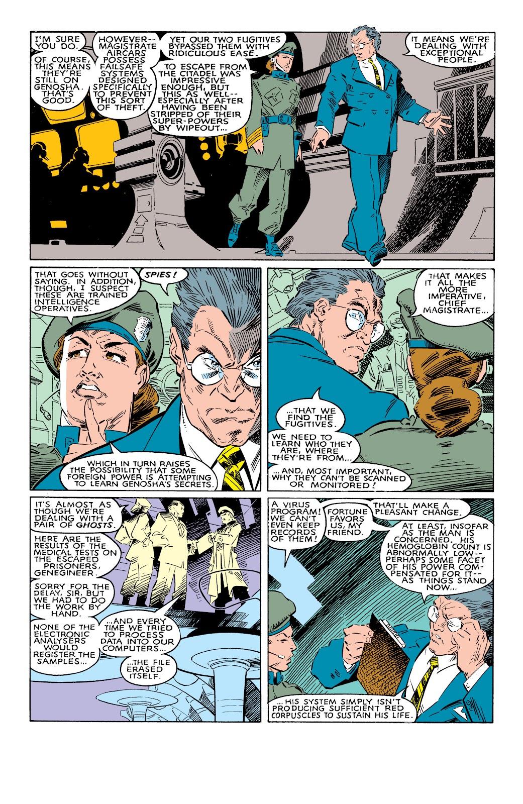 Uncanny X-Men (1963) issue 237 - Page 5