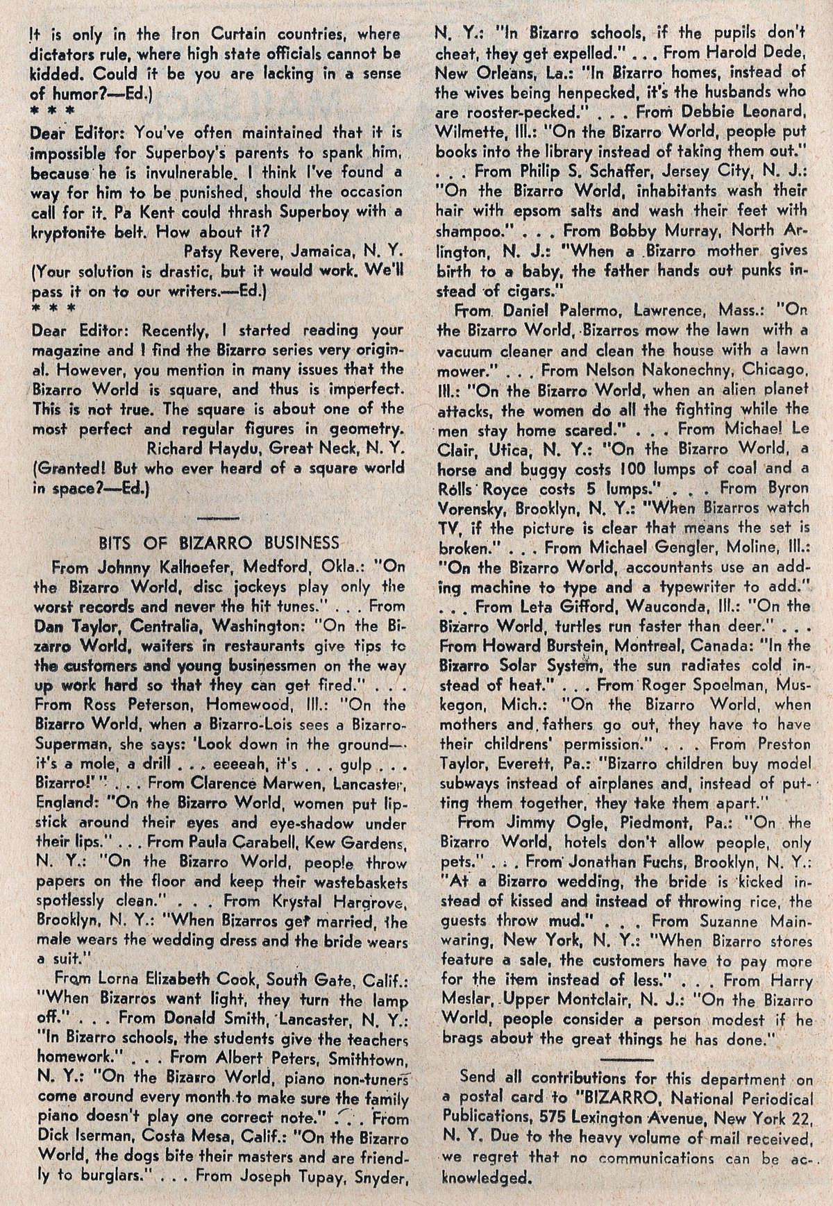 Read online Adventure Comics (1938) comic -  Issue #298 - 18