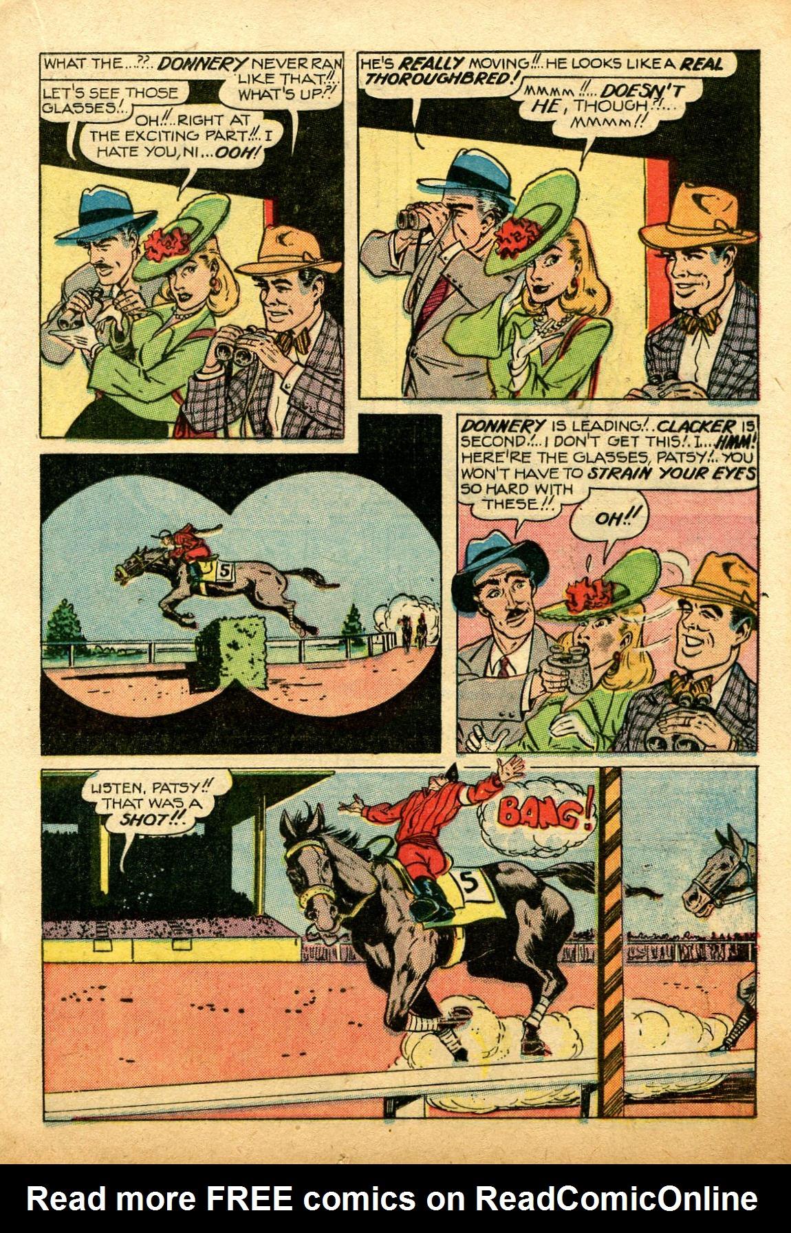 Read online Shadow Comics comic -  Issue #74 - 25