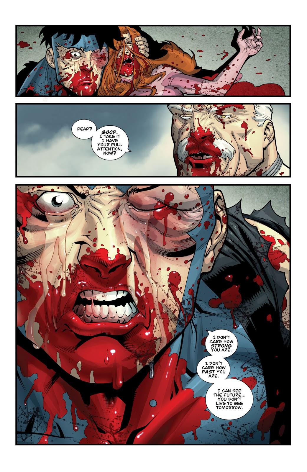 Invincible (2003) 63 Page 19