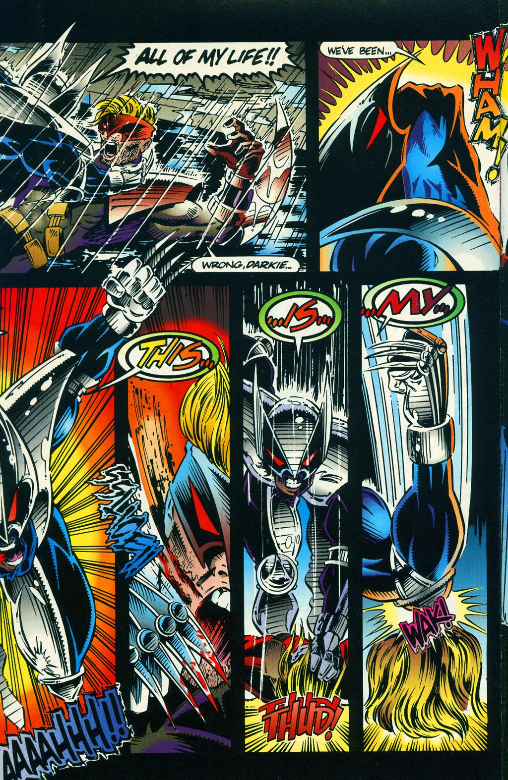Read online ShadowHawk comic -  Issue #6 - 27