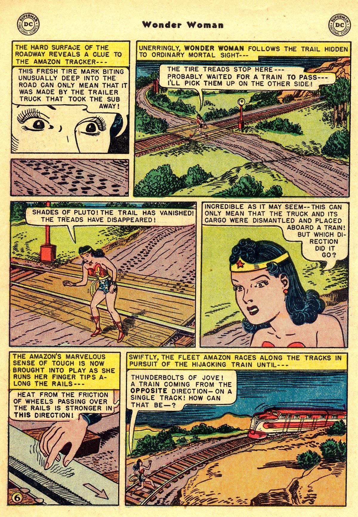 Read online Wonder Woman (1942) comic -  Issue #55 - 8