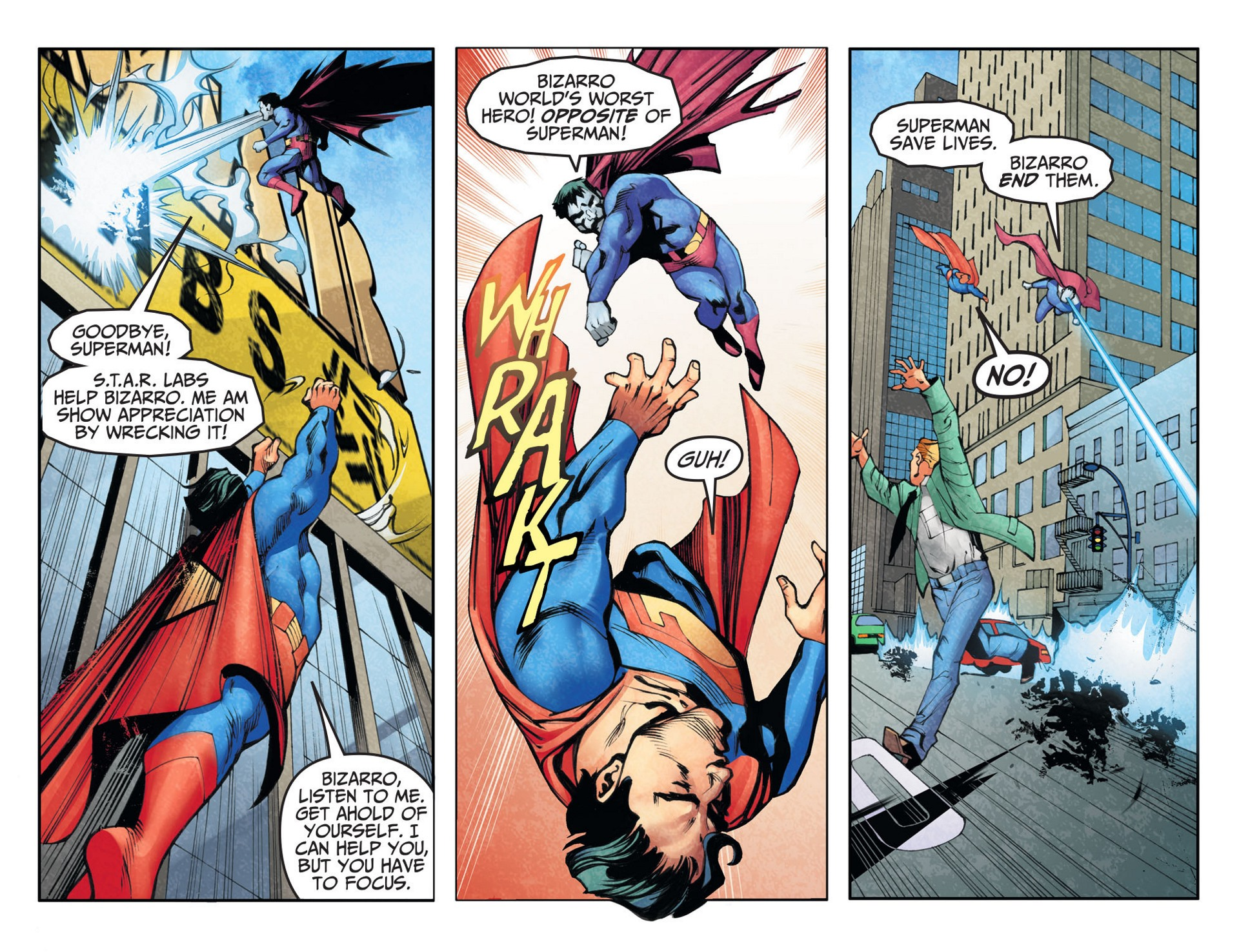 Read online Adventures of Superman [I] comic -  Issue #27 - 10