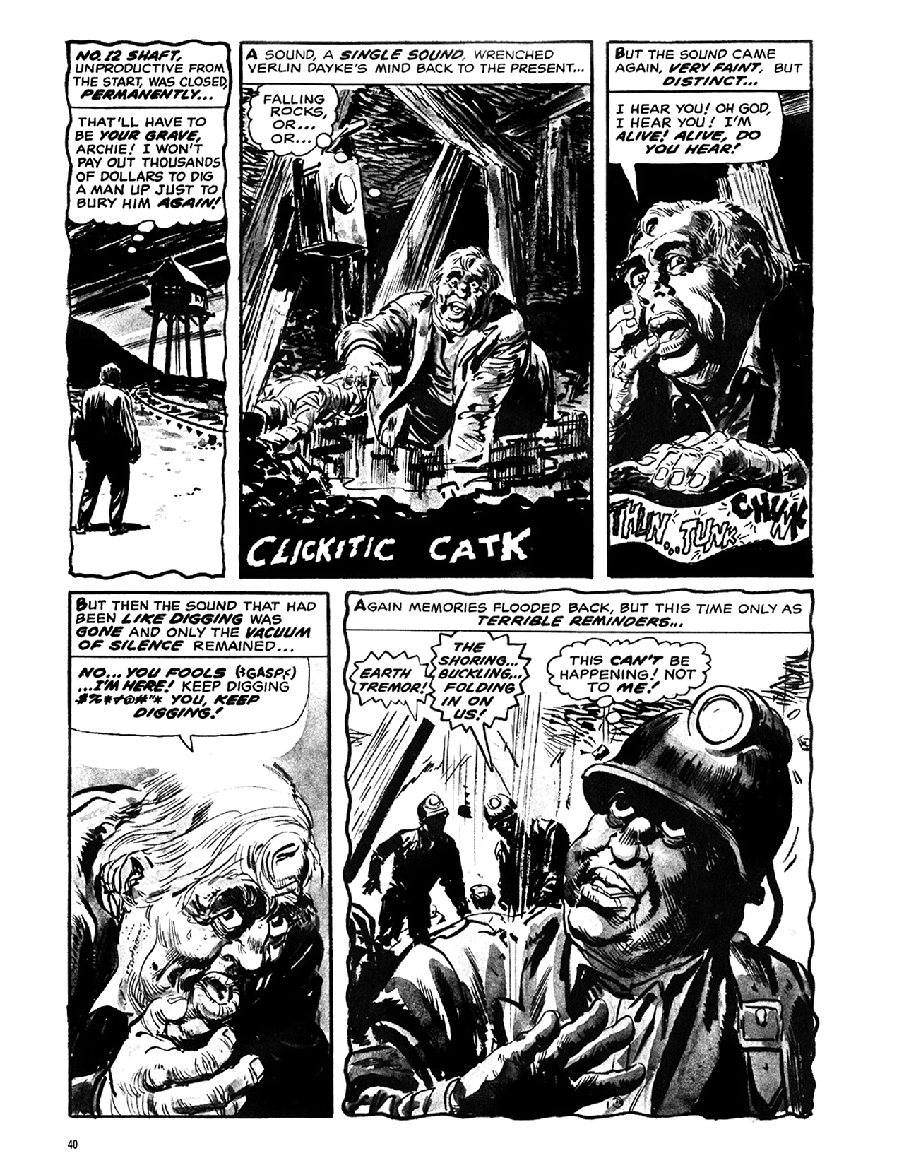 Read online Eerie Archives comic -  Issue # TPB 6 - 41