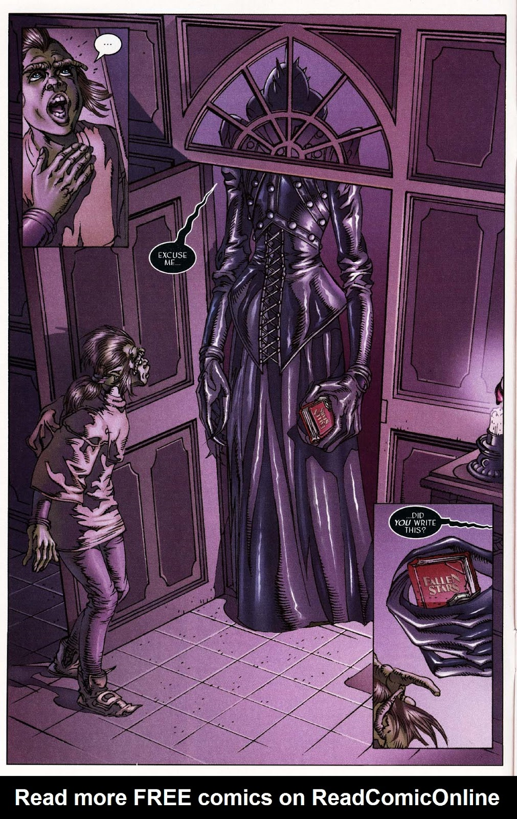 Read online Negation Lawbringer comic -  Issue # Full - 4