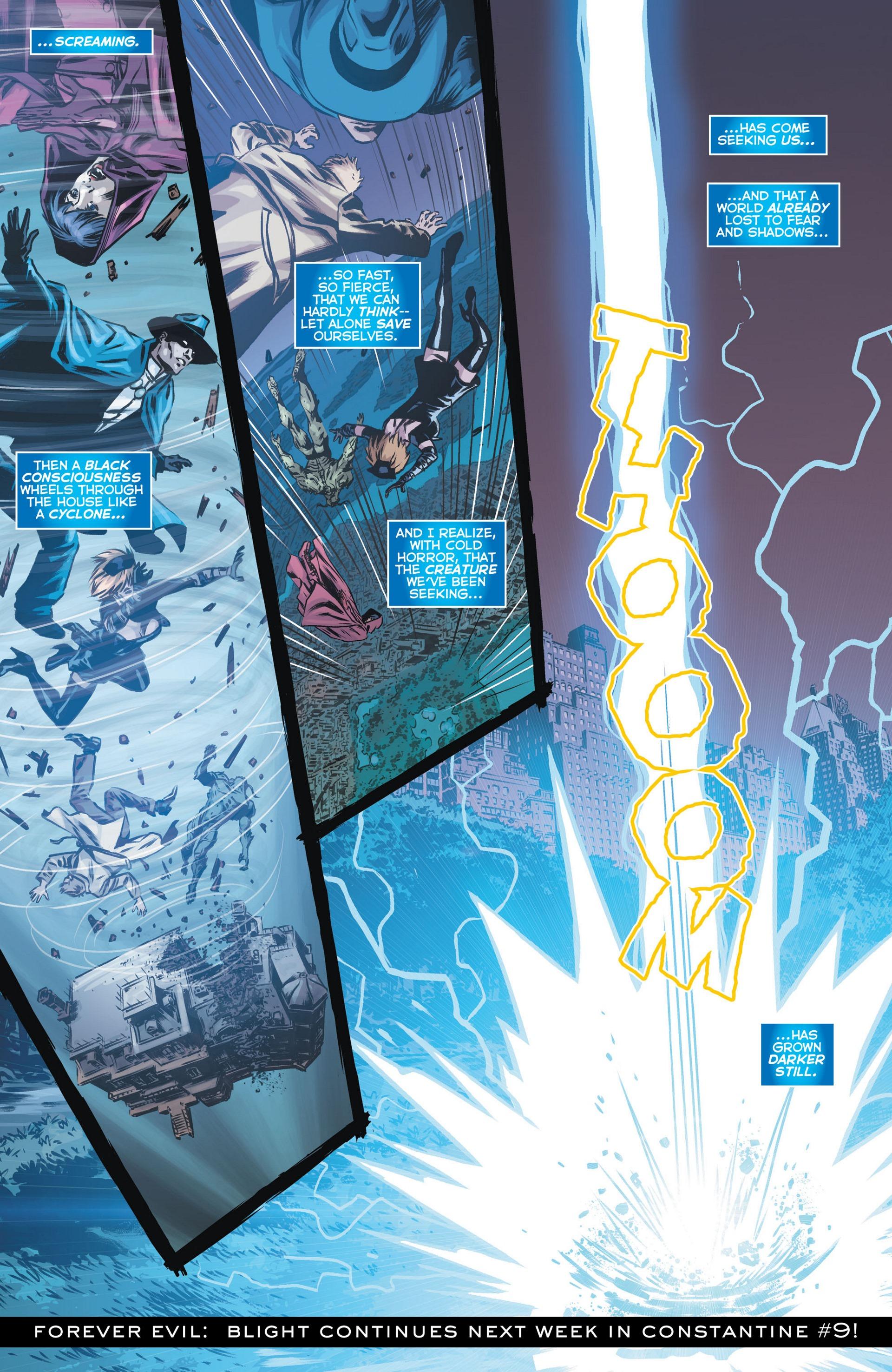 Read online Trinity of Sin: The Phantom Stranger comic -  Issue #14 - 21