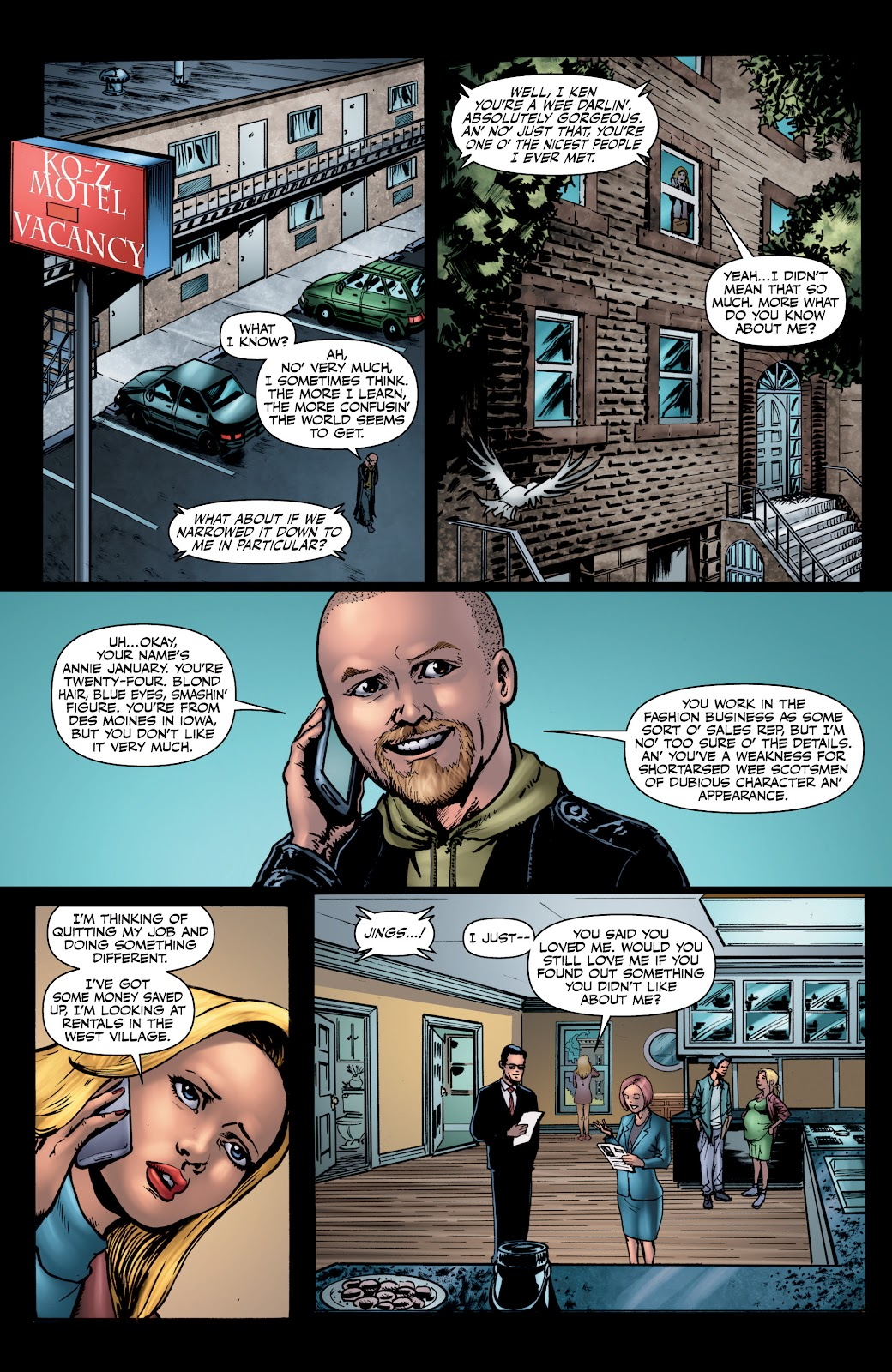 Read online The Boys Omnibus comic -  Issue # TPB 4 (Part 1) - 68
