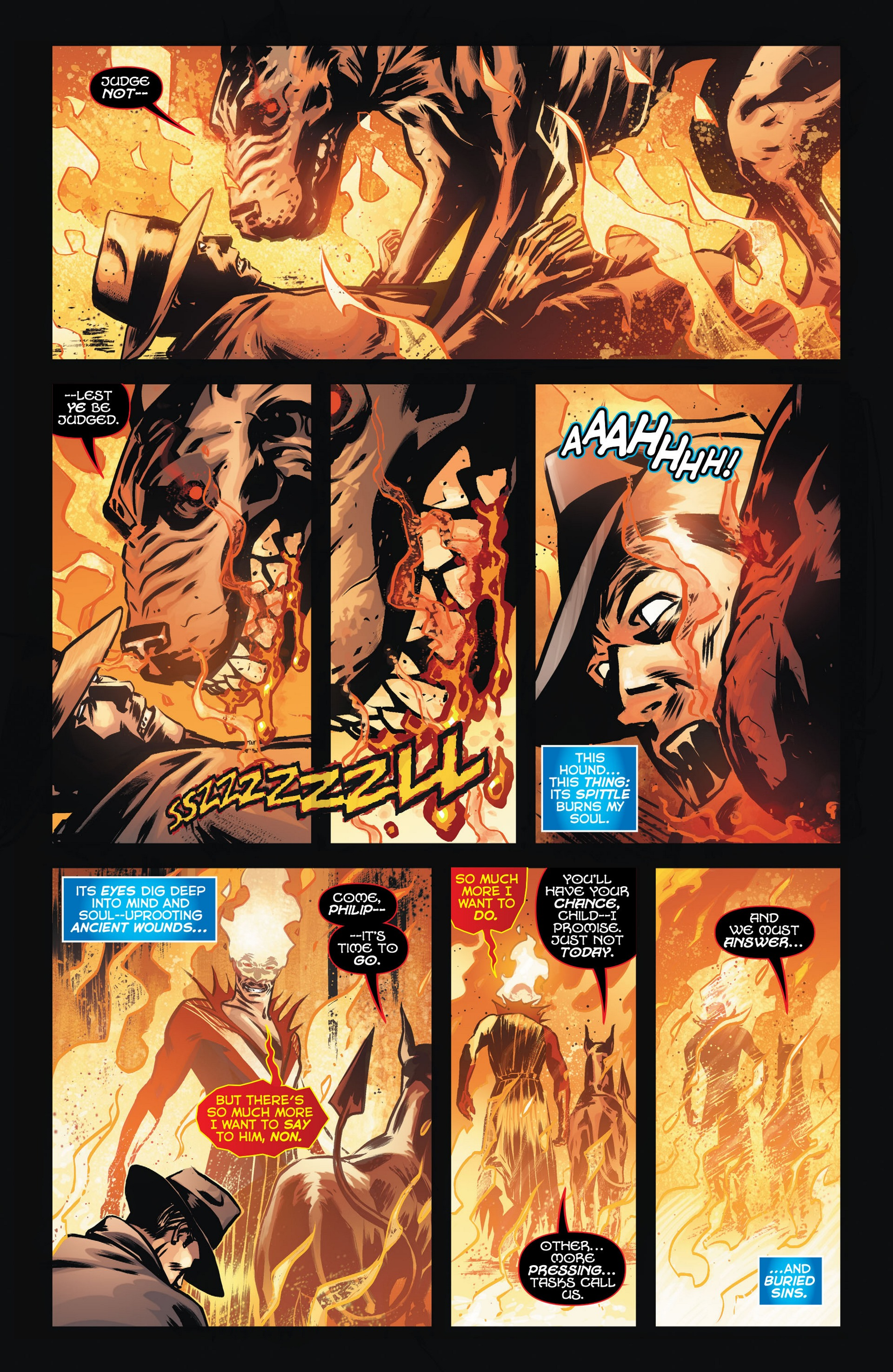 Read online Trinity of Sin: The Phantom Stranger comic -  Issue #13 - 4