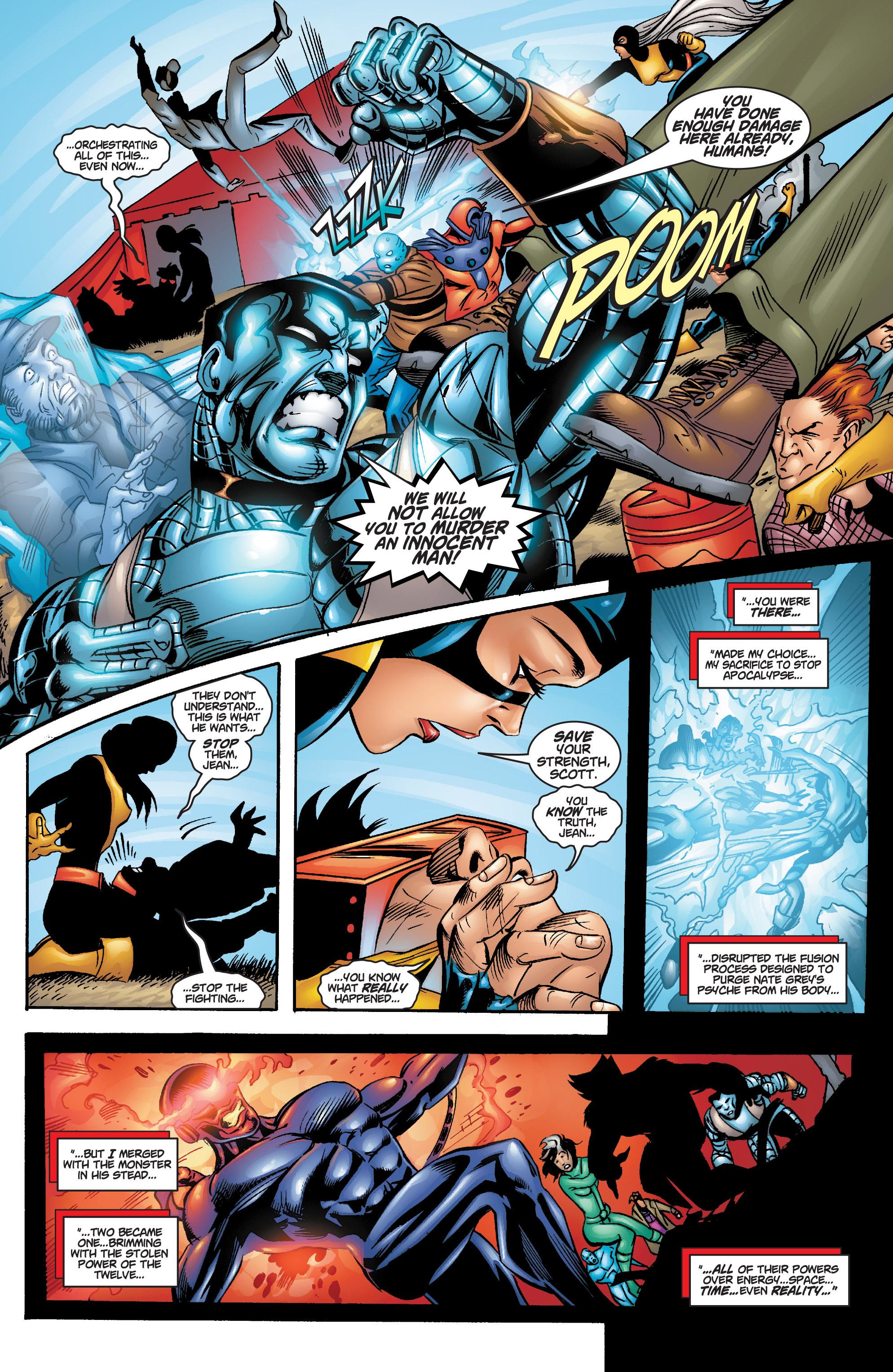 Read online Uncanny X-Men (1963) comic -  Issue #378 - 16