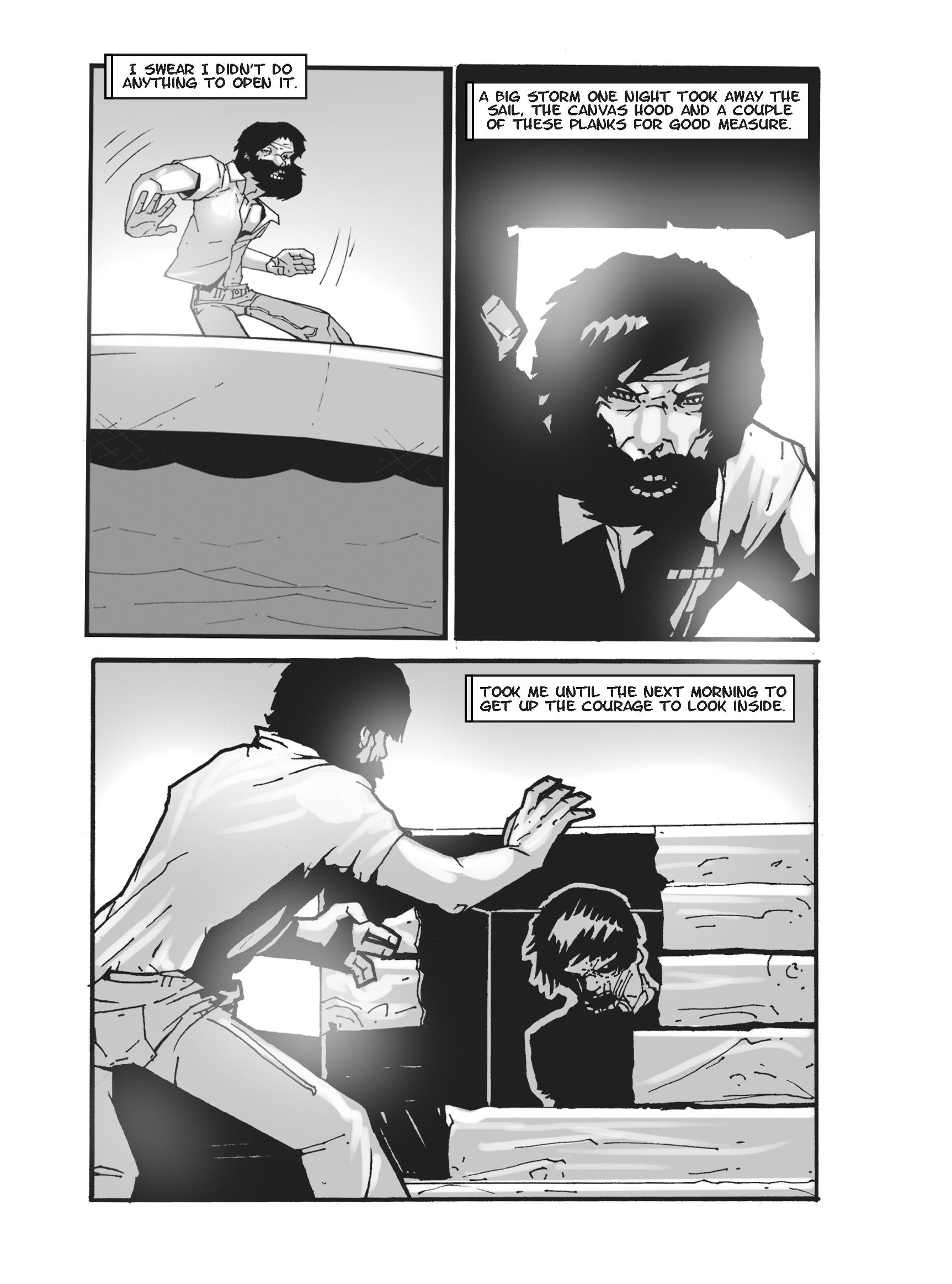 Read online FUBAR comic -  Issue #2 - 191