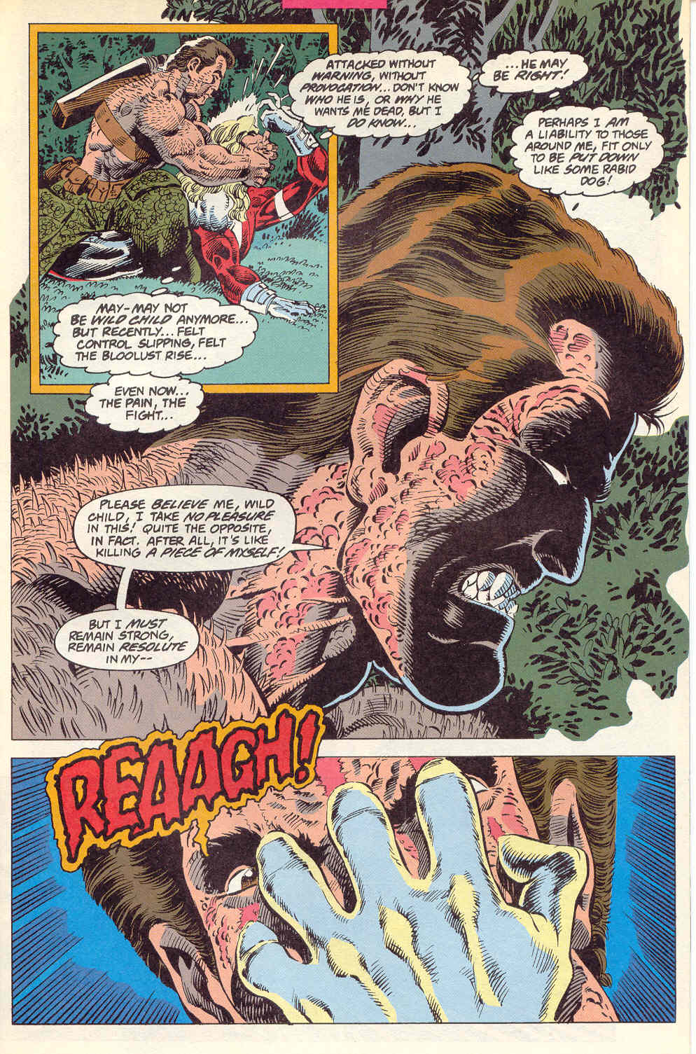 Read online Alpha Flight (1983) comic -  Issue #115 - 4
