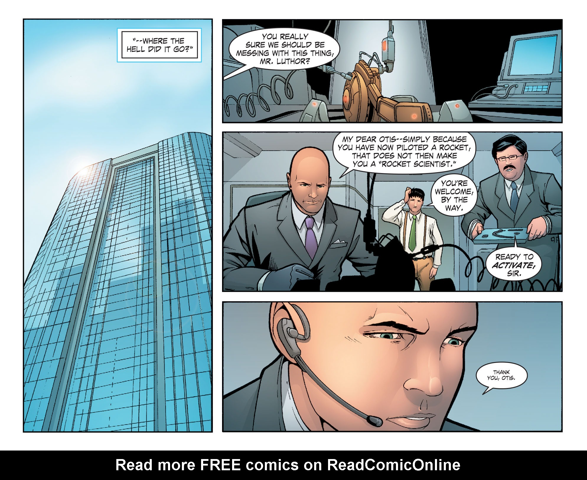 Read online Smallville: Alien comic -  Issue #12 - 21