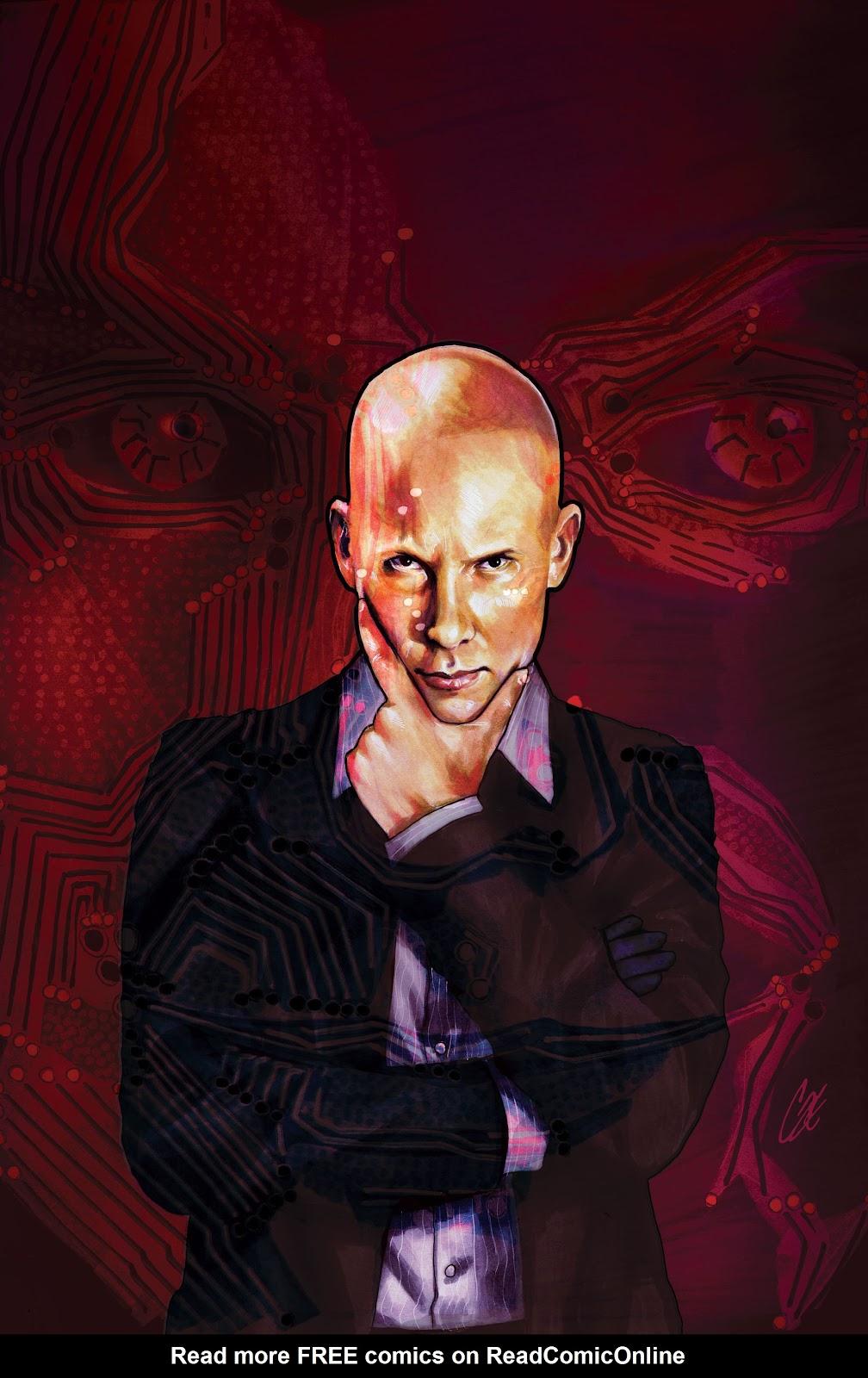 Read online Smallville Season 11 [II] comic -  Issue # TPB 6 - 5