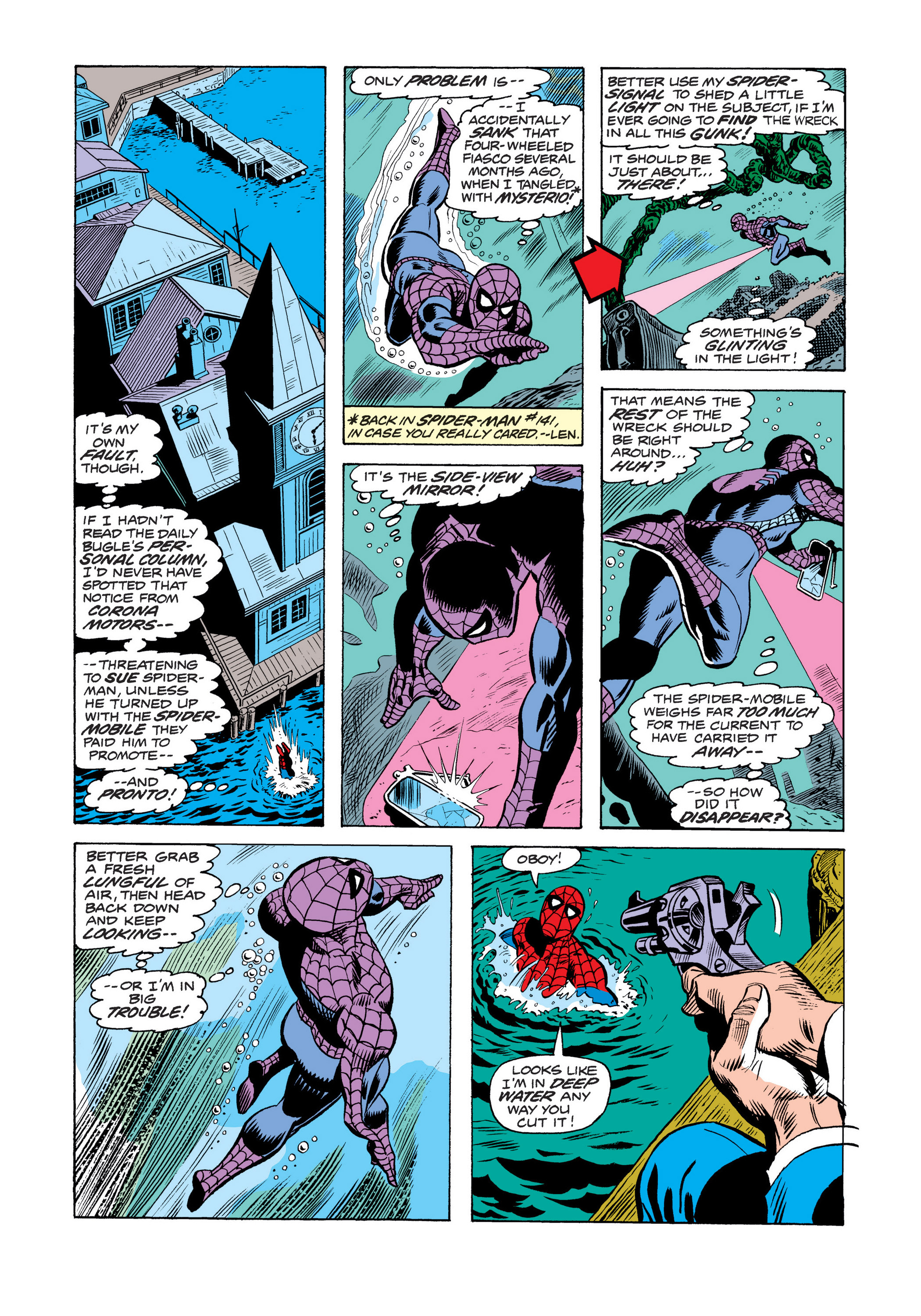 The Amazing Spider-Man (1963) 157 Page 2