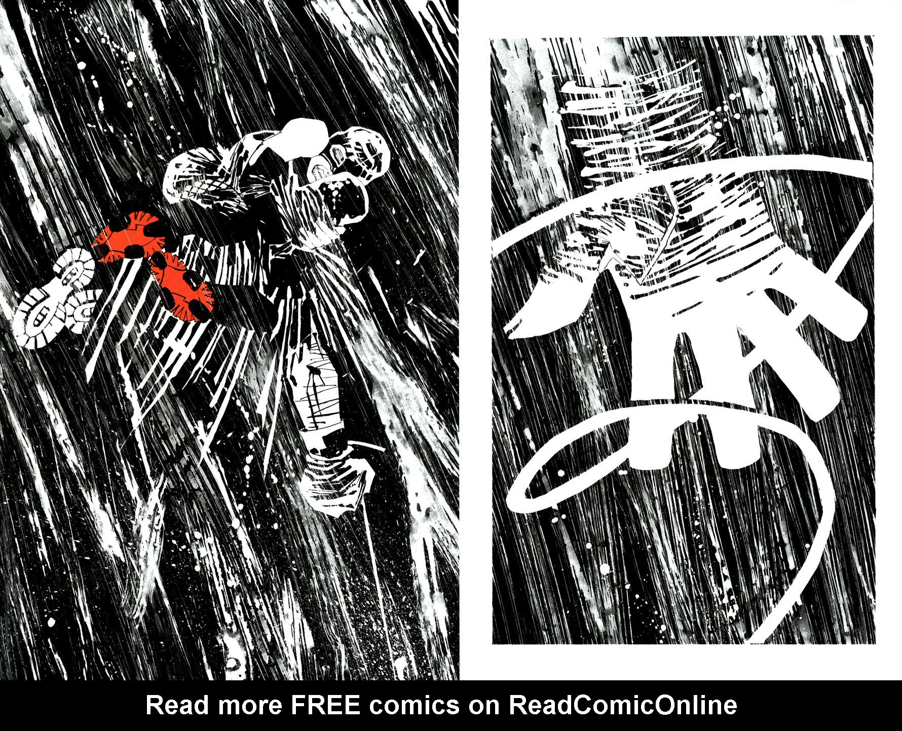 Read online Frank Miller's Holy Terror comic -  Issue # TPB - 20