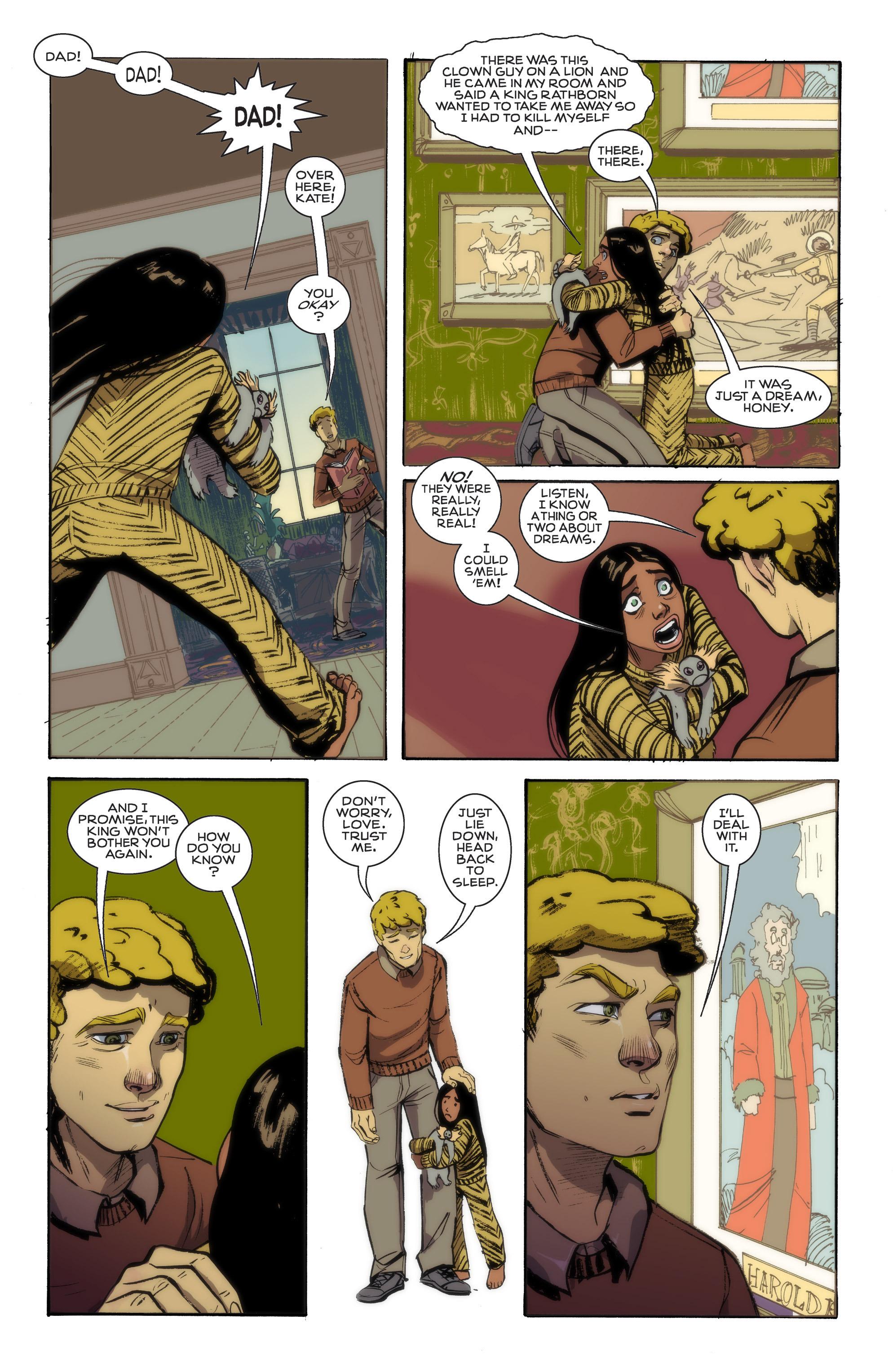 Read online Shutter comic -  Issue #11 - 4