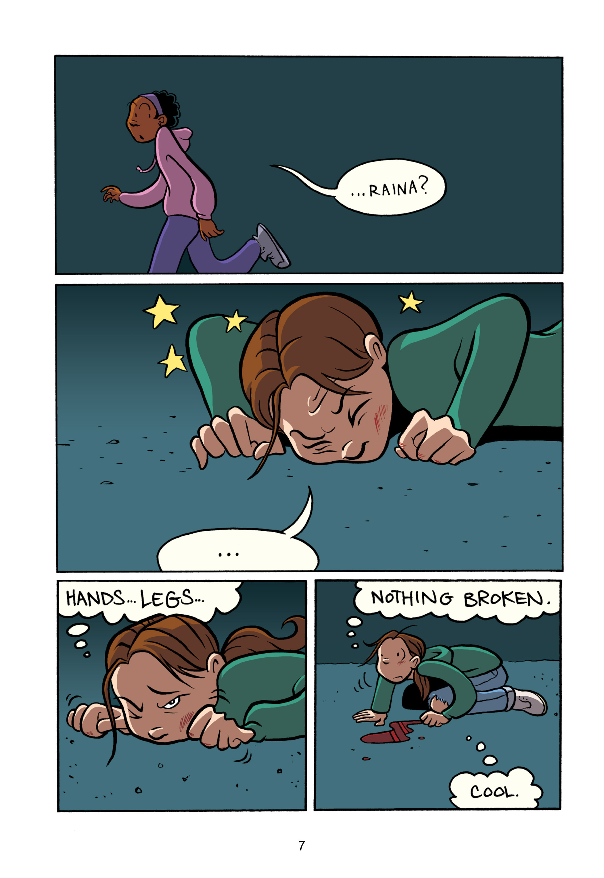 Read online Smile comic -  Issue # TPB - 13