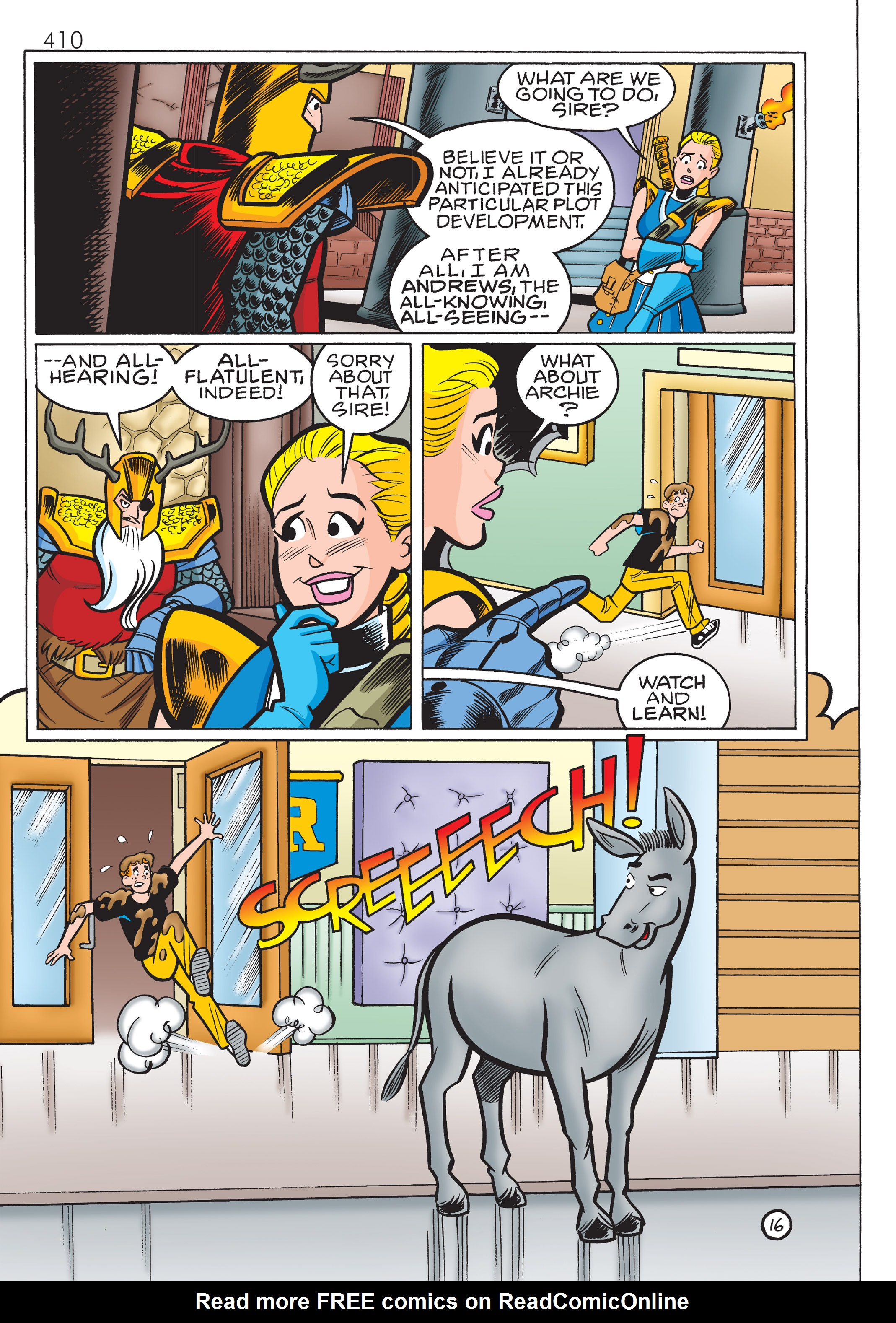 Read online The Best of Archie Comics comic -  Issue # TPB 4 (Part 2) - 200