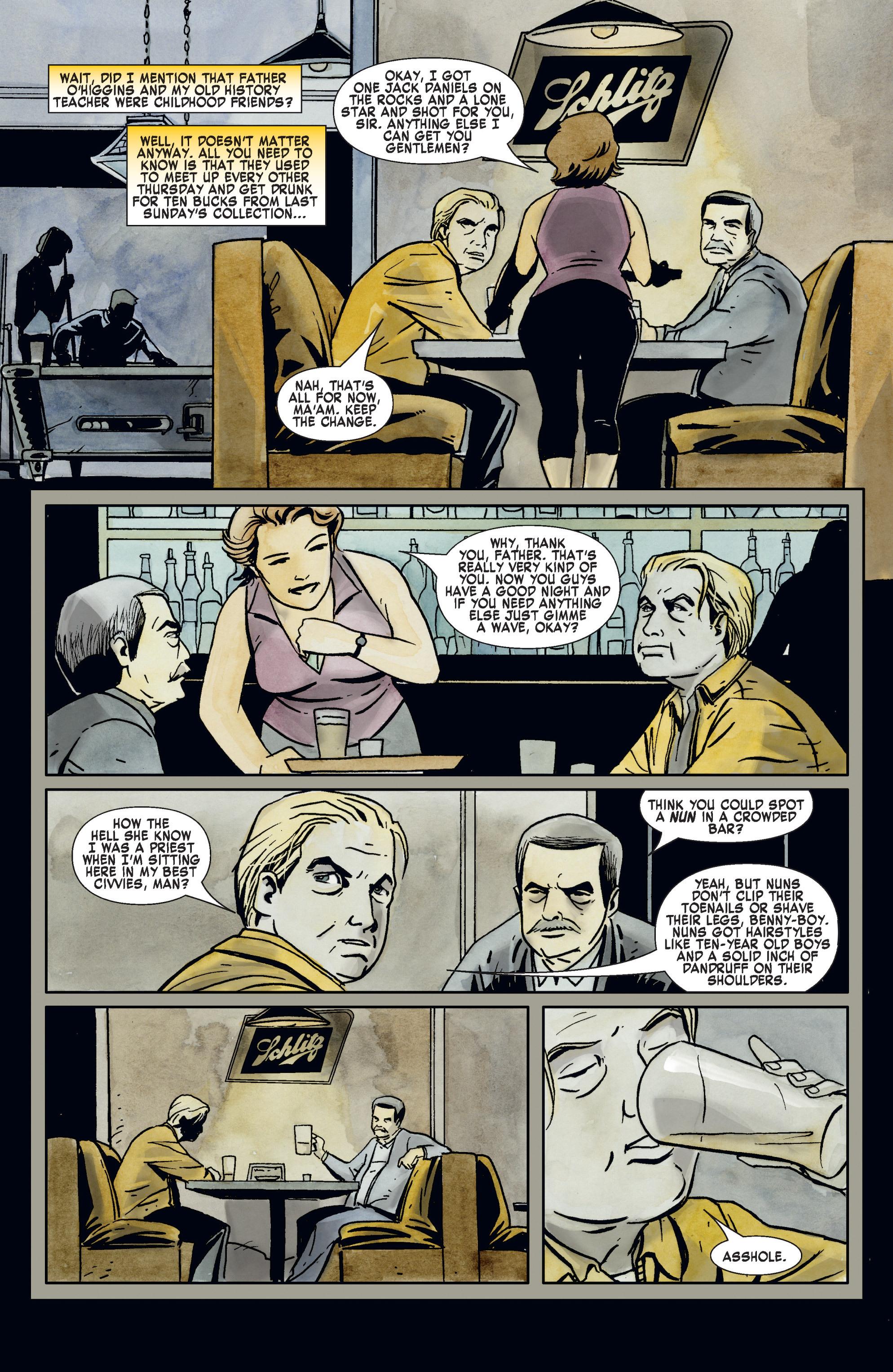 Read online American Jesus comic -  Issue # TPB - 61