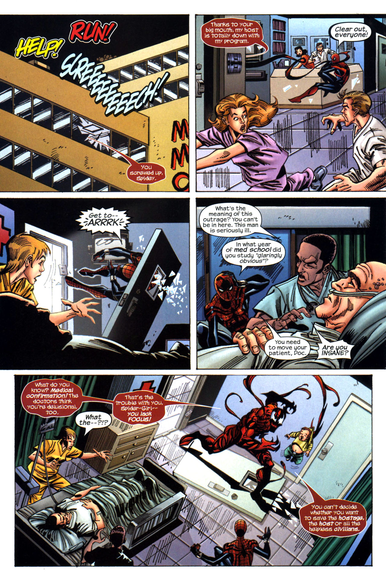 Read online Amazing Spider-Girl comic -  Issue #11 - 18