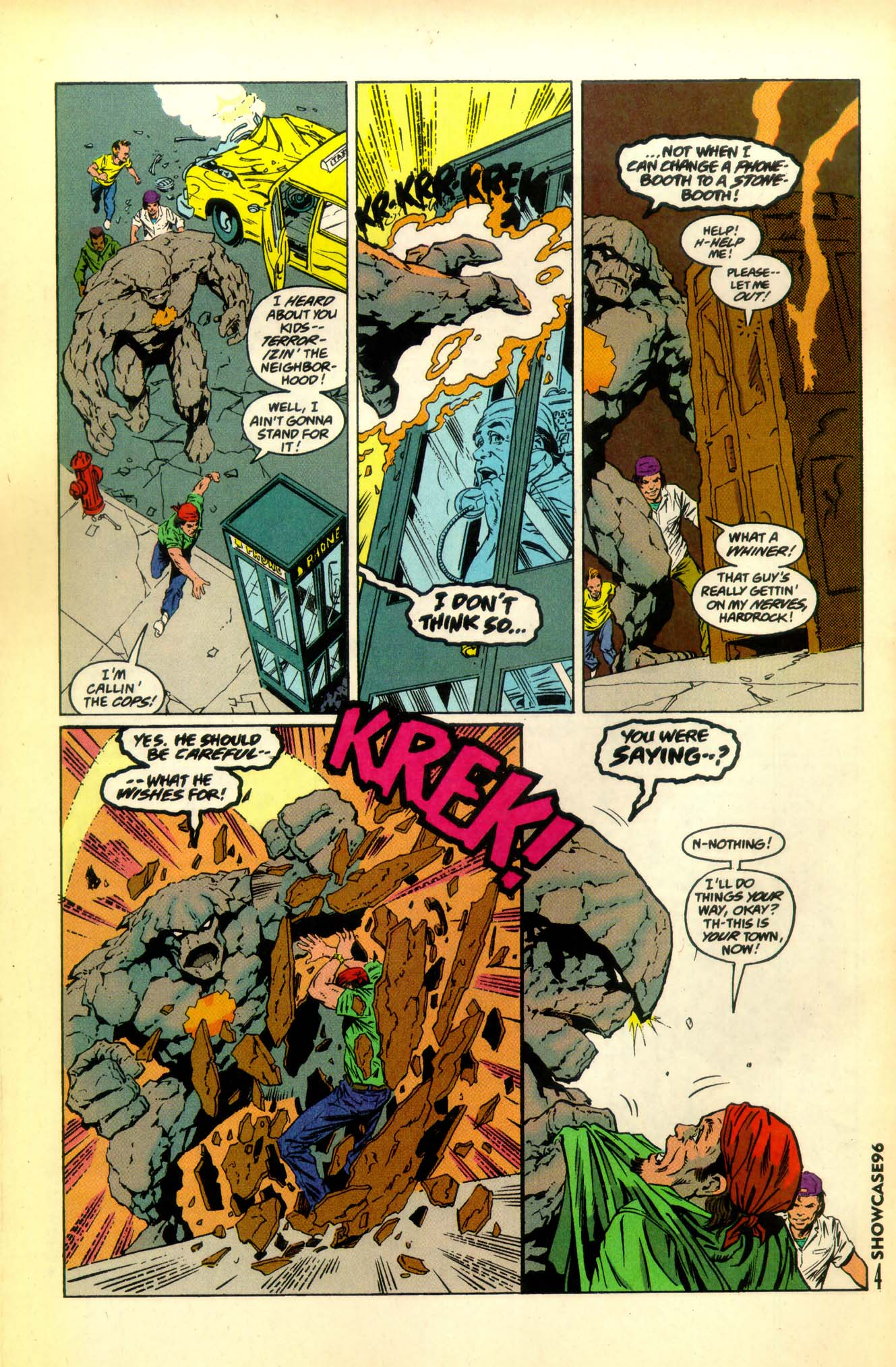 Read online Showcase '96 comic -  Issue #8 - 5