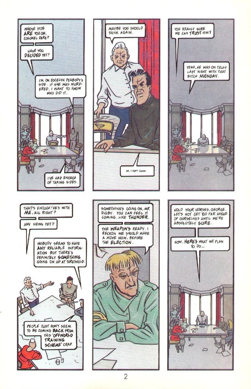 Read online Dare comic -  Issue #3 - 4