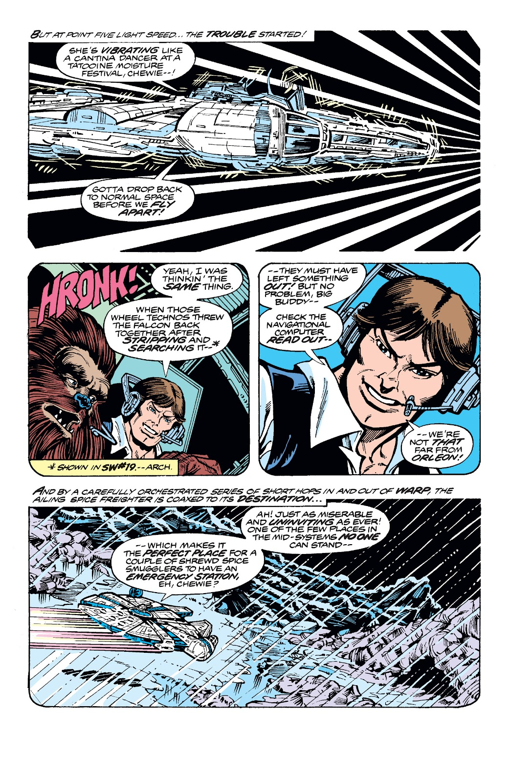 Read online Star Wars Legends: The Original Marvel Years - Epic Collection comic -  Issue # TPB 2 (Part 1) - 83