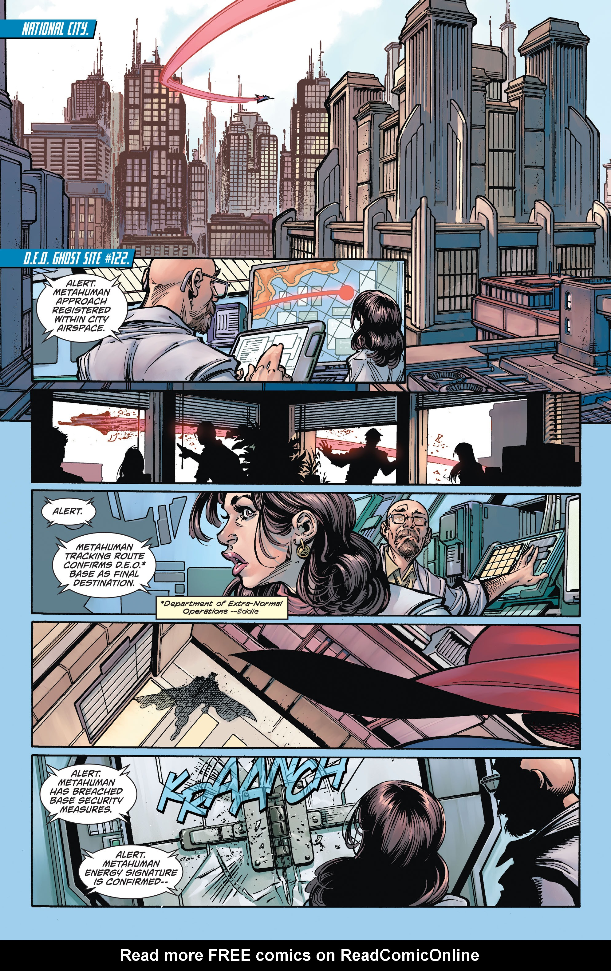 Read online Action Comics (2011) comic -  Issue #51 - 4