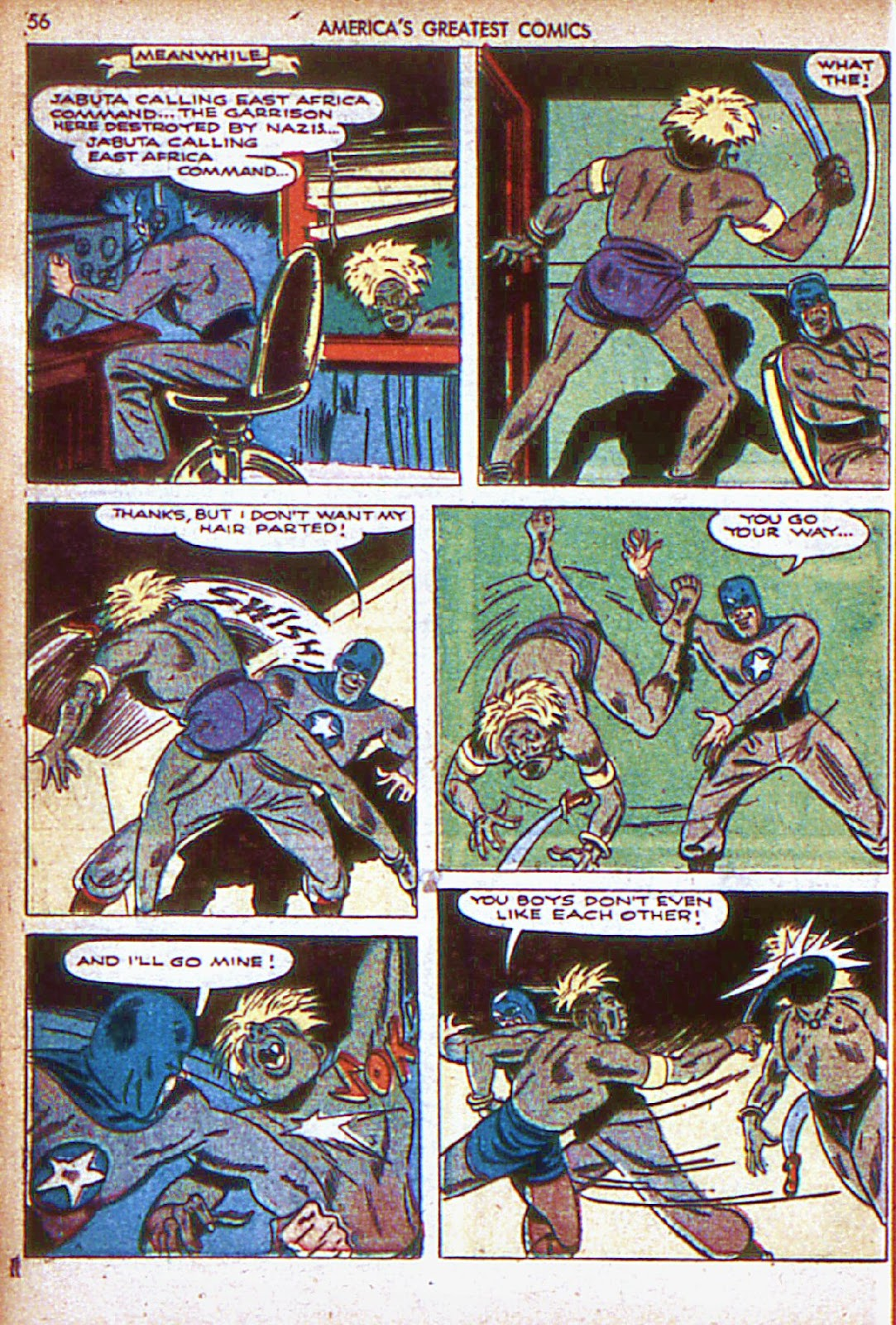 Americas Greatest Comics issue 6 - Page 57