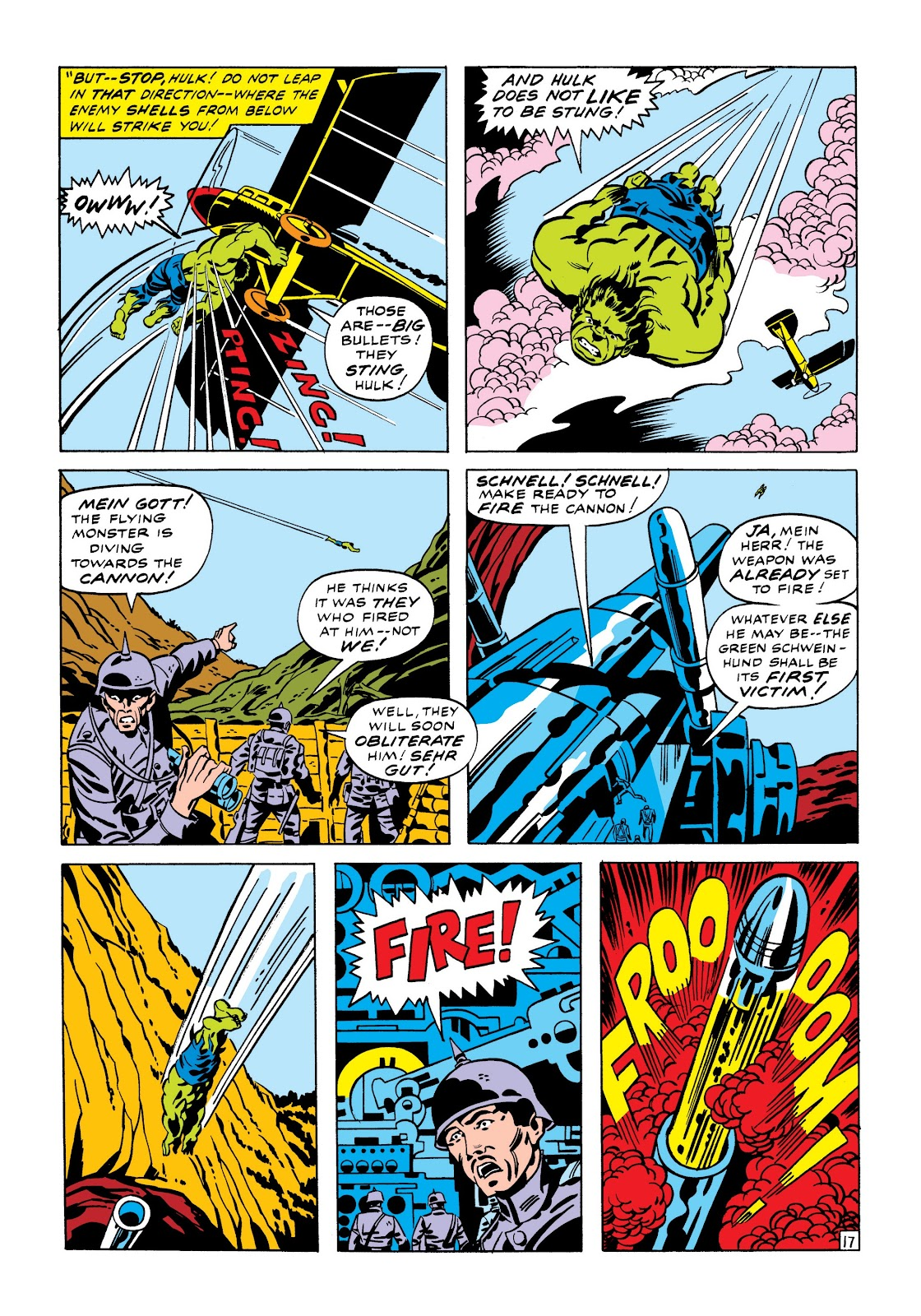 Read online Marvel Masterworks: The Incredible Hulk comic -  Issue # TPB 7 (Part 1) - 23