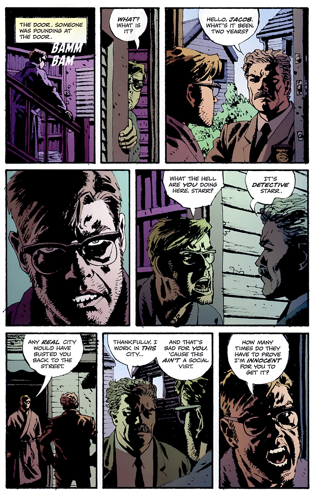 Read online Criminal (2008) comic -  Issue #6 - 14