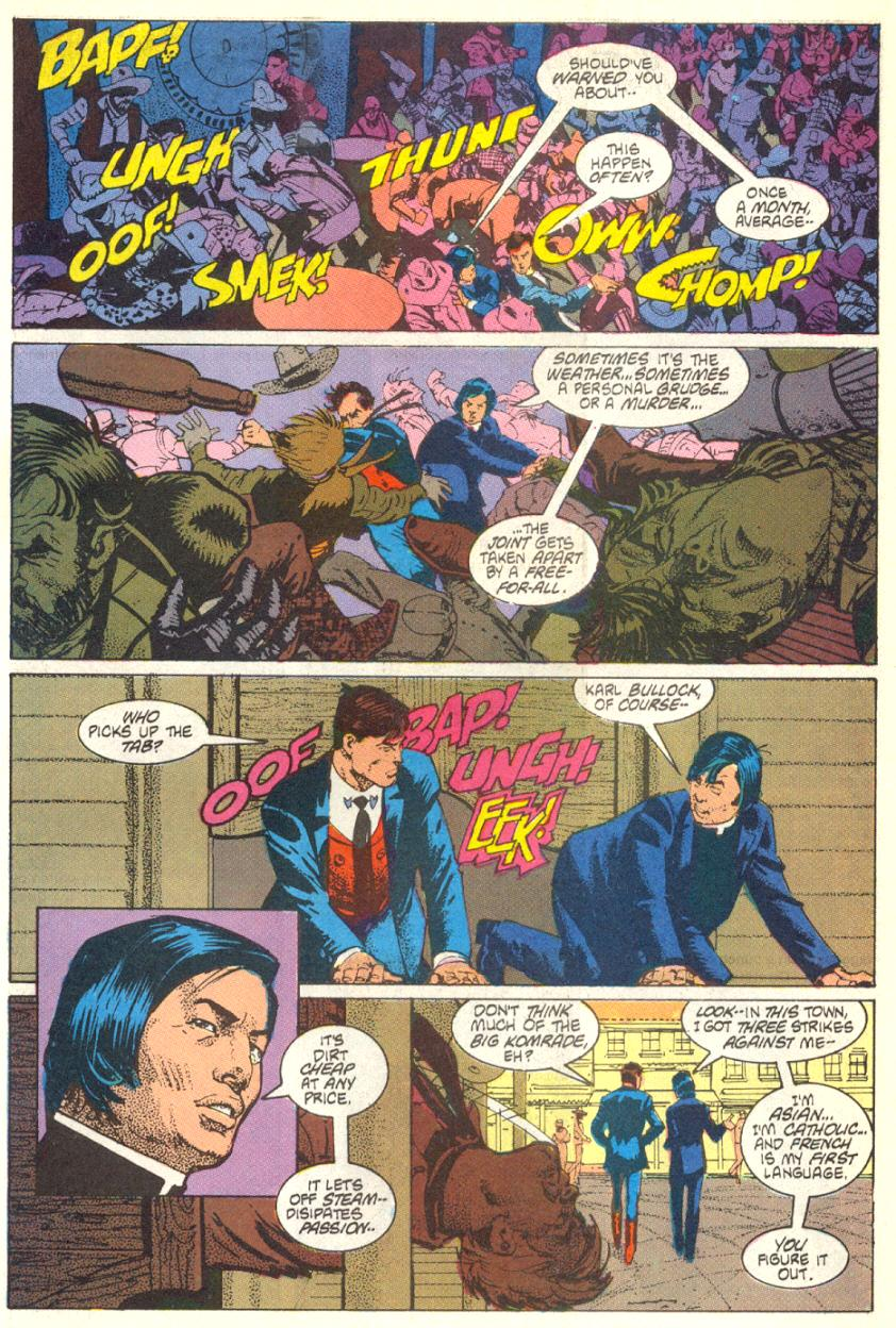 American Flagg! issue 16 - Page 10