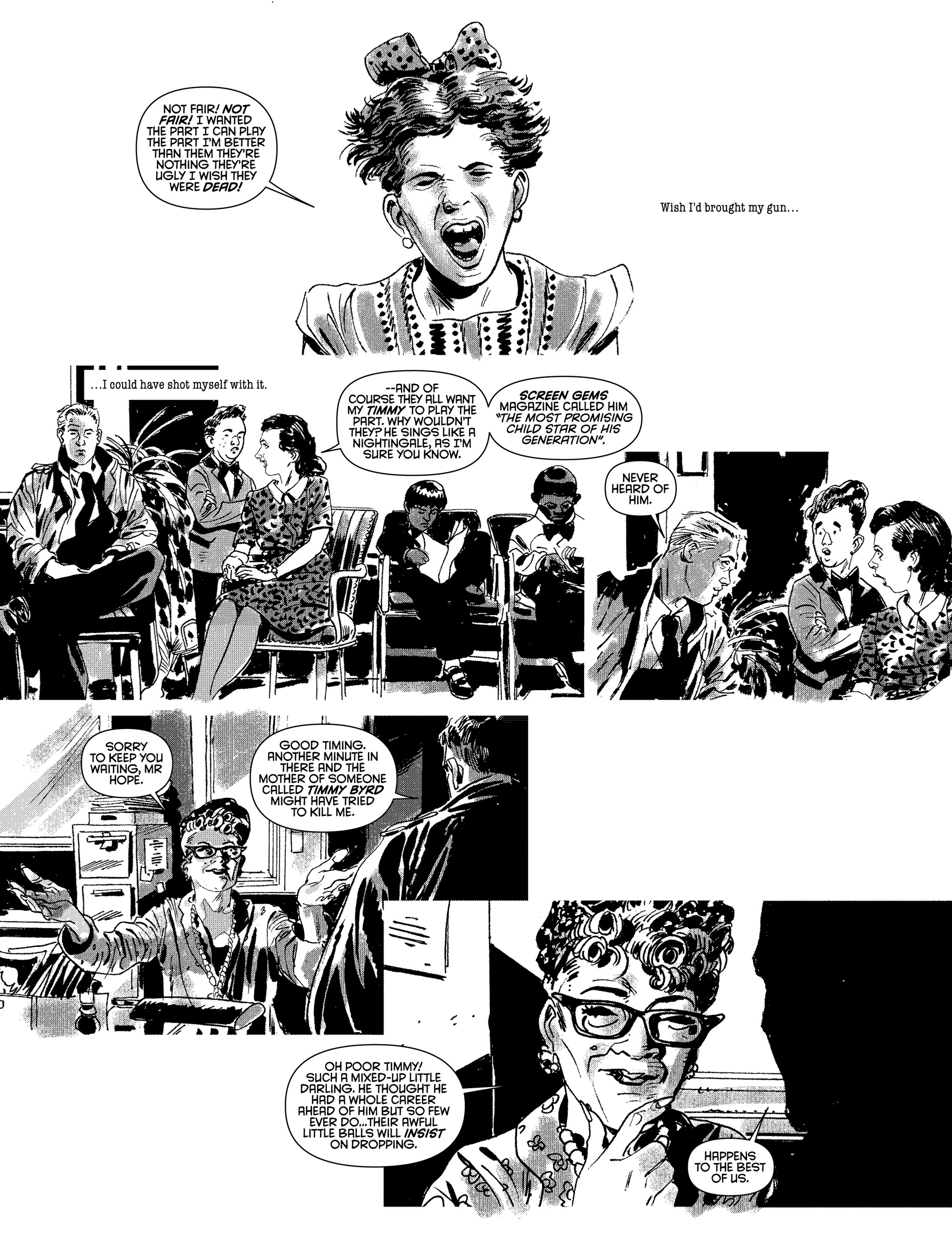 Read online 2000 AD comic -  Issue #2015 - 18