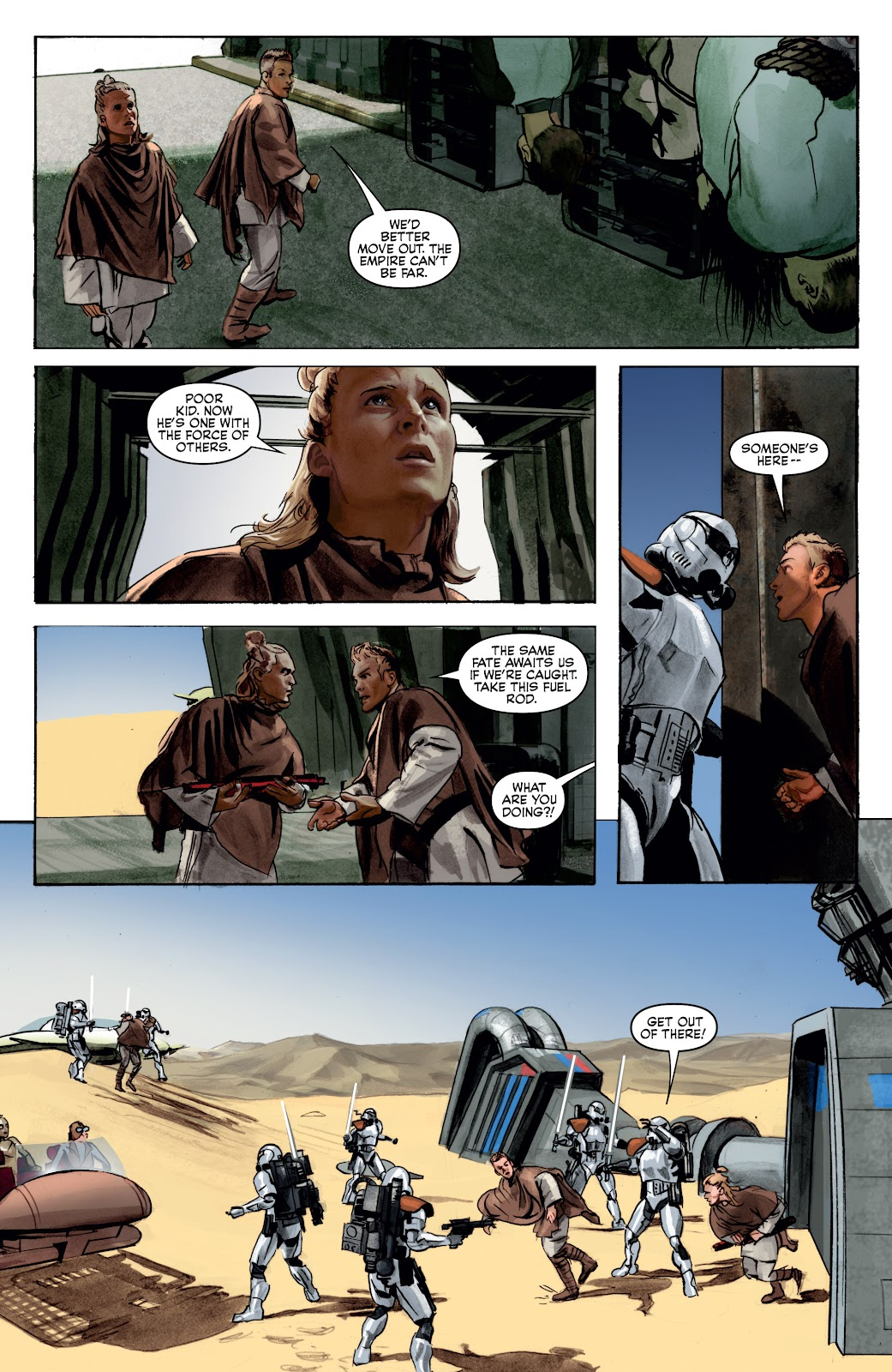 Read online Star Wars Legends: Infinities - Epic Collection comic -  Issue # TPB (Part 4) - 63