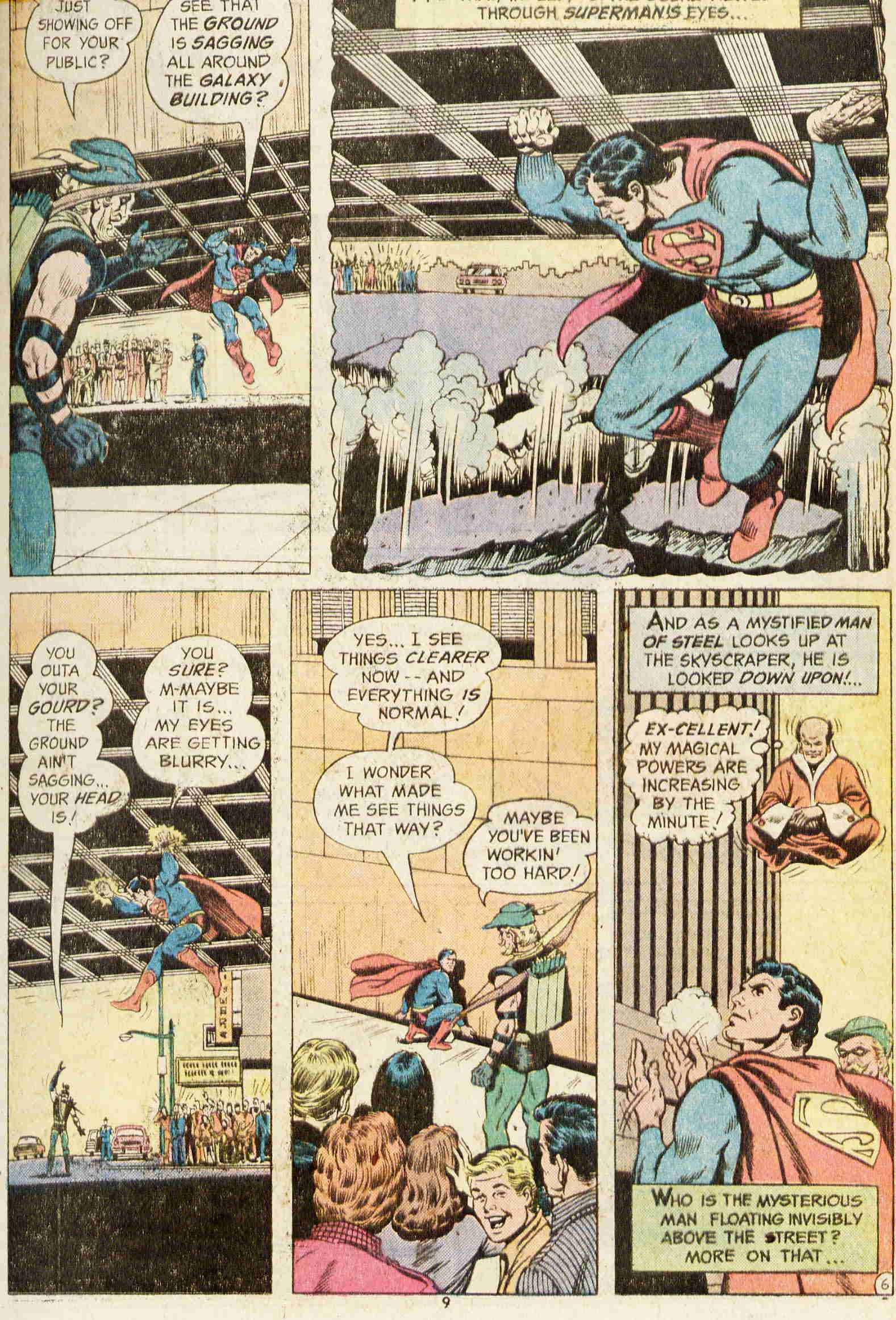 Read online Action Comics (1938) comic -  Issue #437 - 8